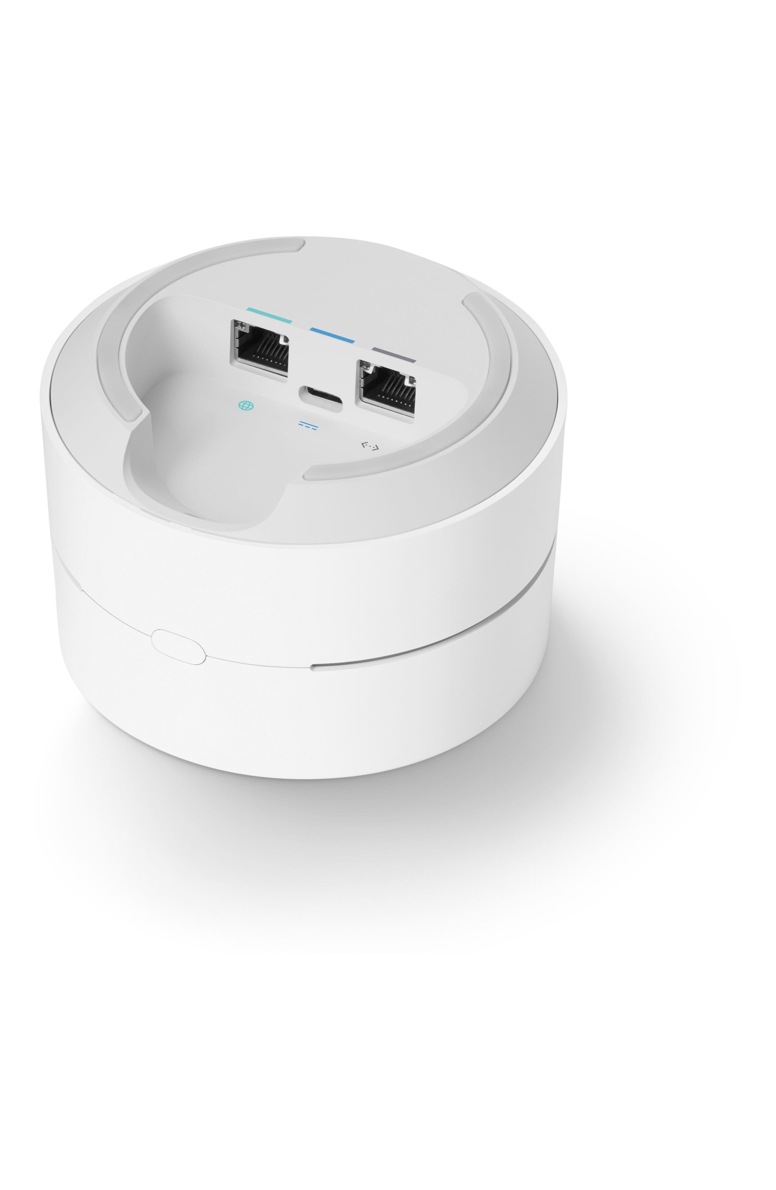 Wi-Fi 3-Pack,                             Alternate thumbnail 3, color,                             White