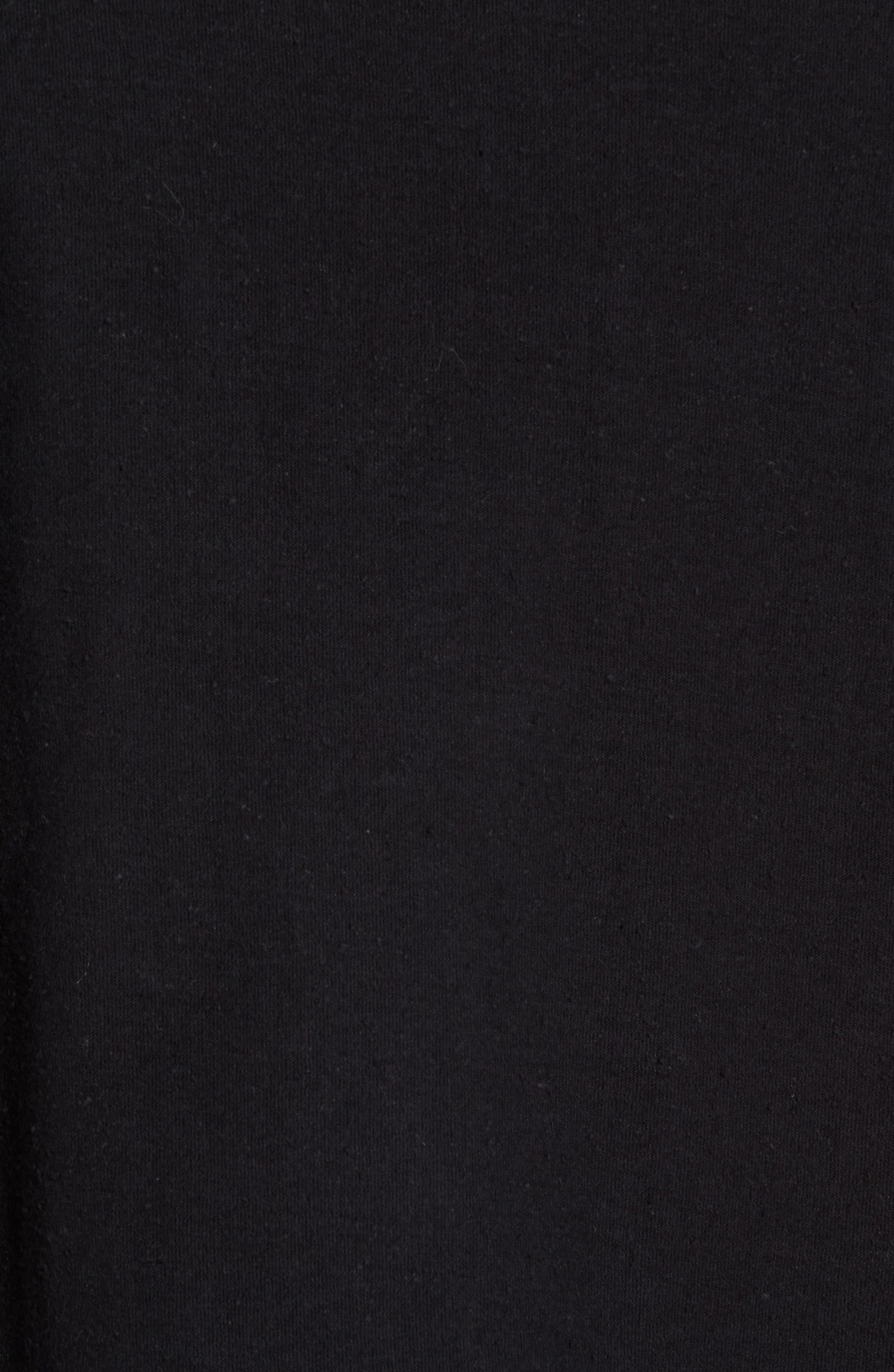 Alternate Image 6  - Treasure & Bond Nep Crewneck T-Shirt