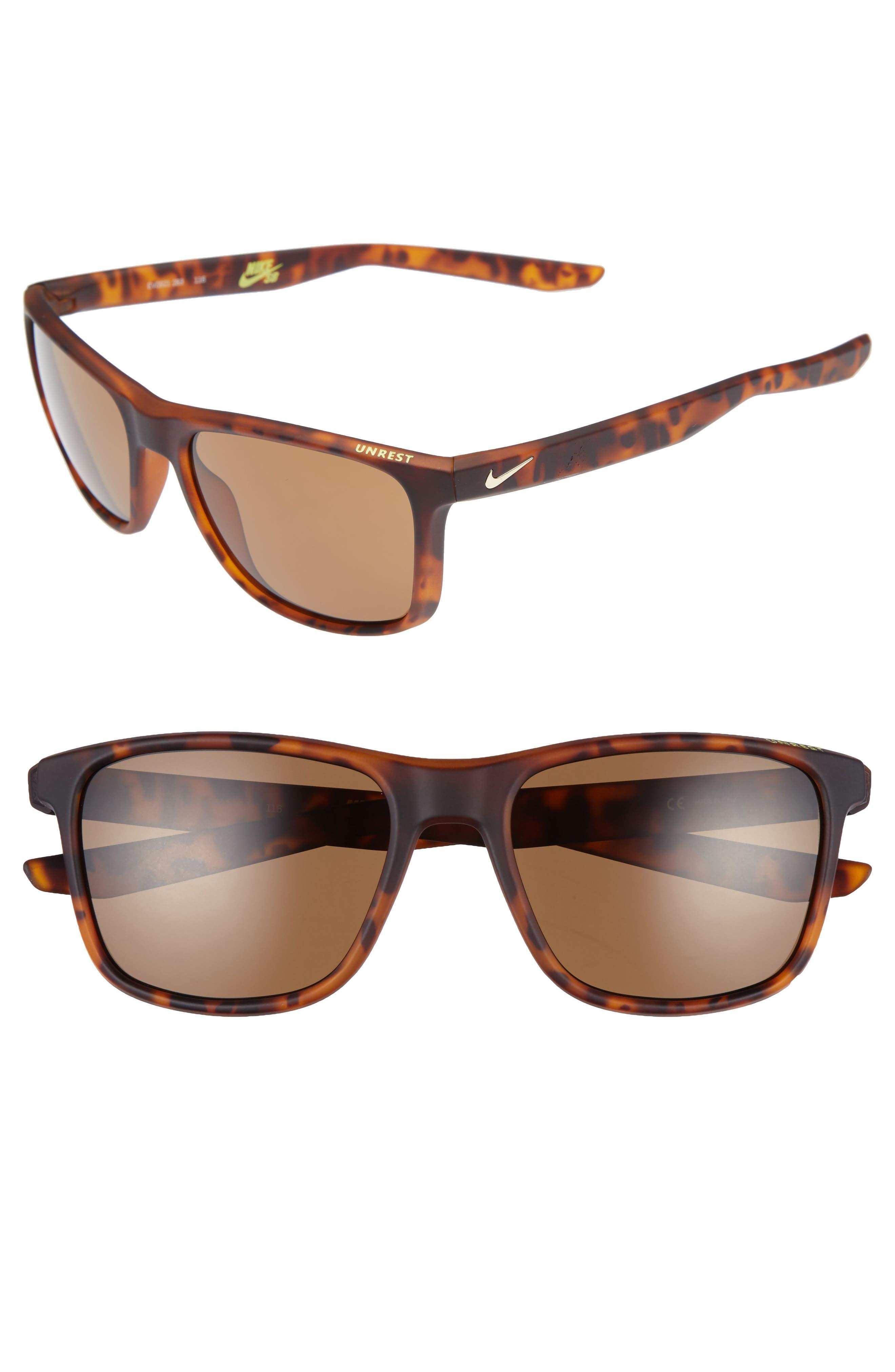 NIKE Unrest 57mm Sunglasses