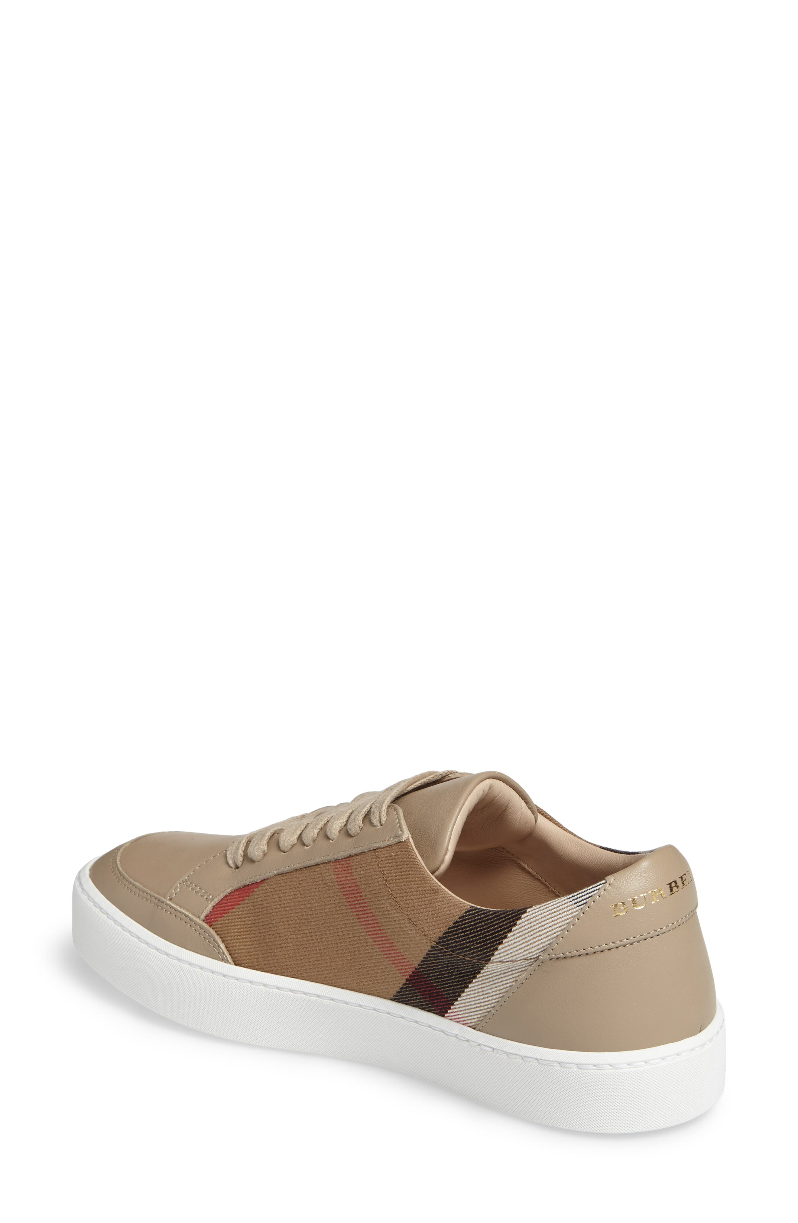 Salmond Sneaker,                             Alternate thumbnail 2, color,                             Nude