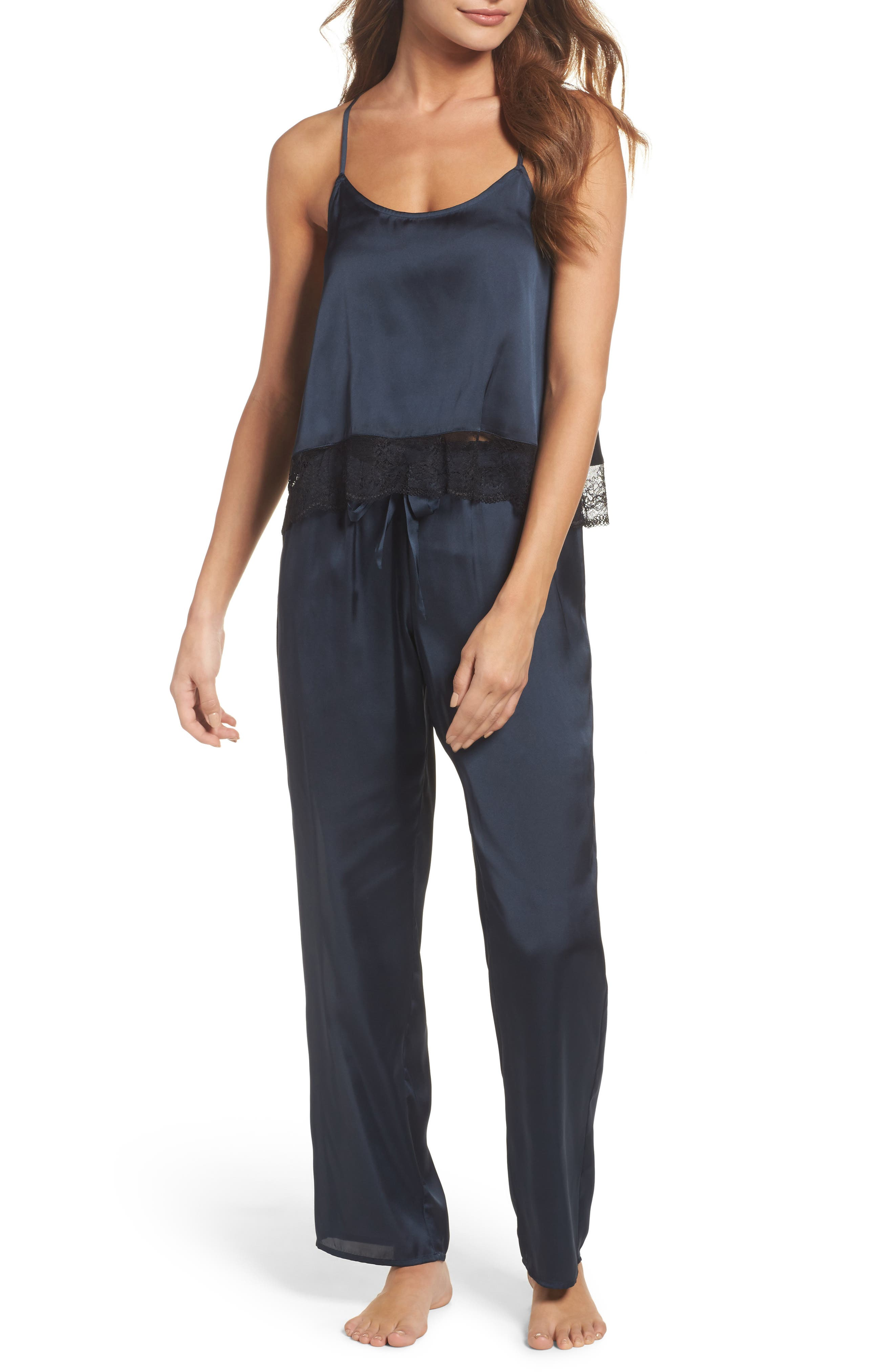 Chelsea28 In My Dreams Camisole & Pajama Pants