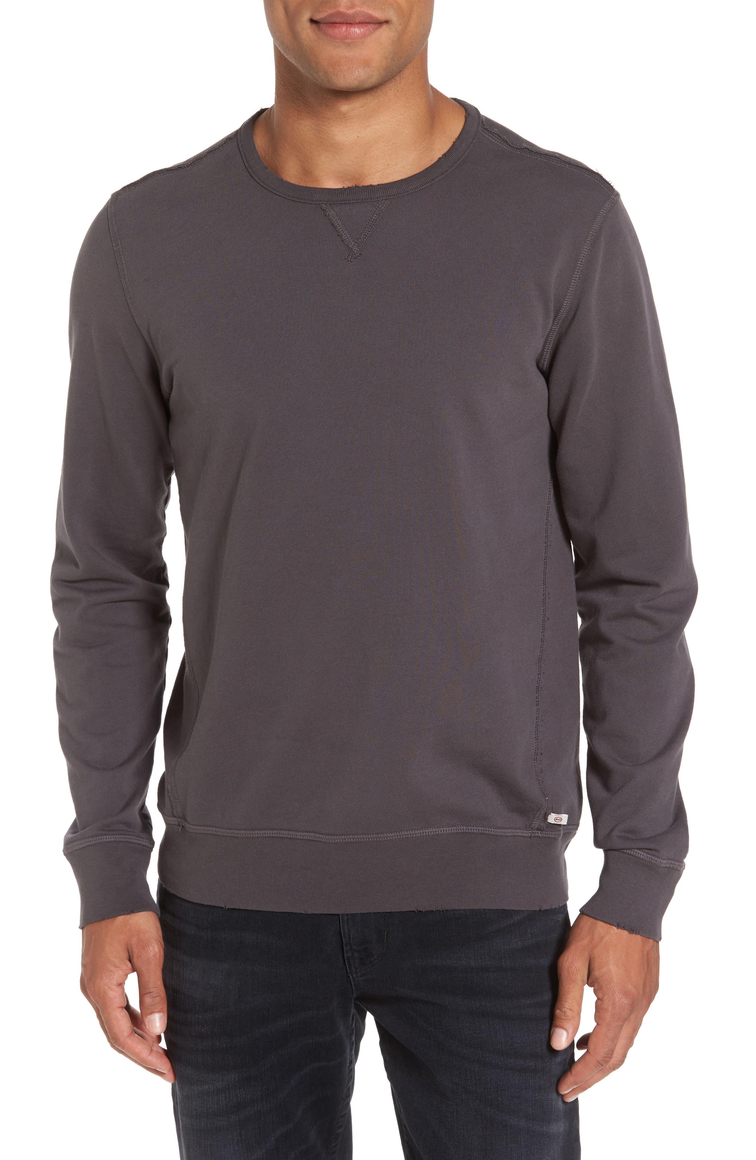 Main Image - AG Tyson Slim Fit Sweatshirt