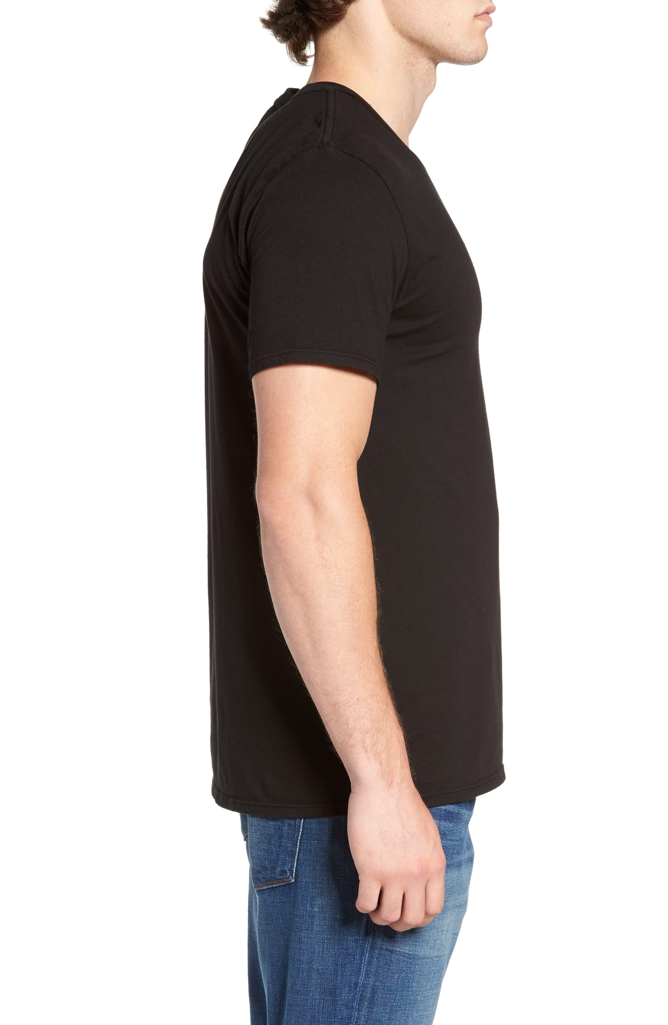 Alternate Image 3  - Original Paperbacks Pocket T-Shirt