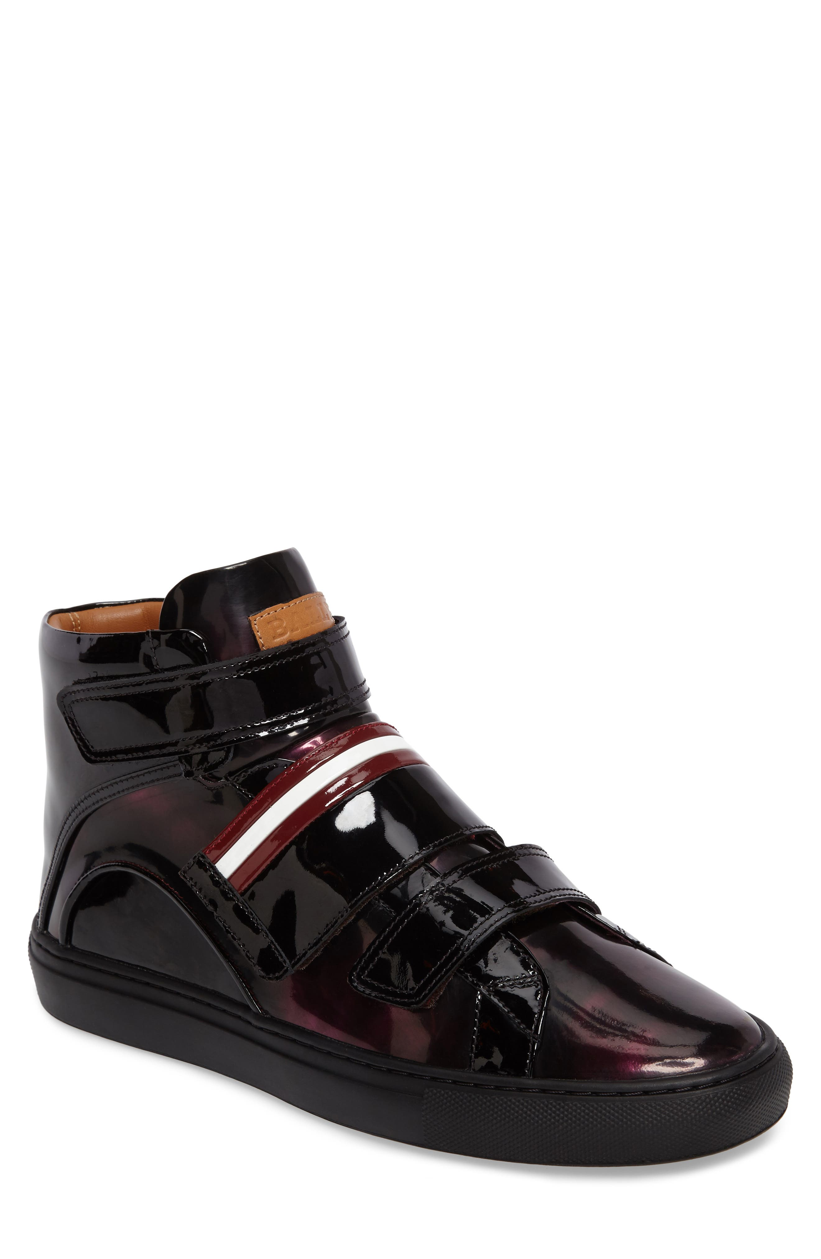 Bally 'Herick' High Top Sneaker (Men)