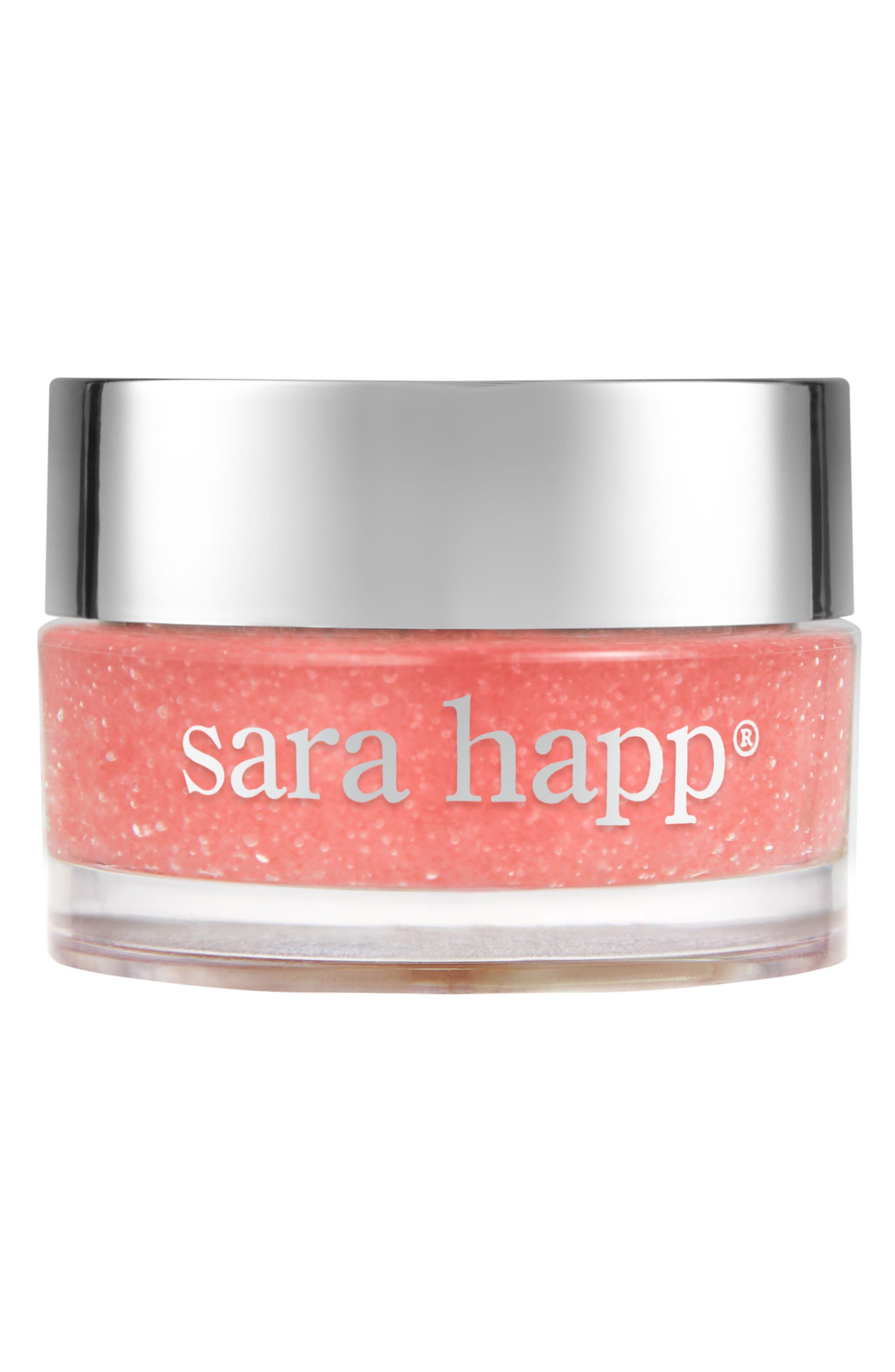 sara happ® The Lip Scrub™