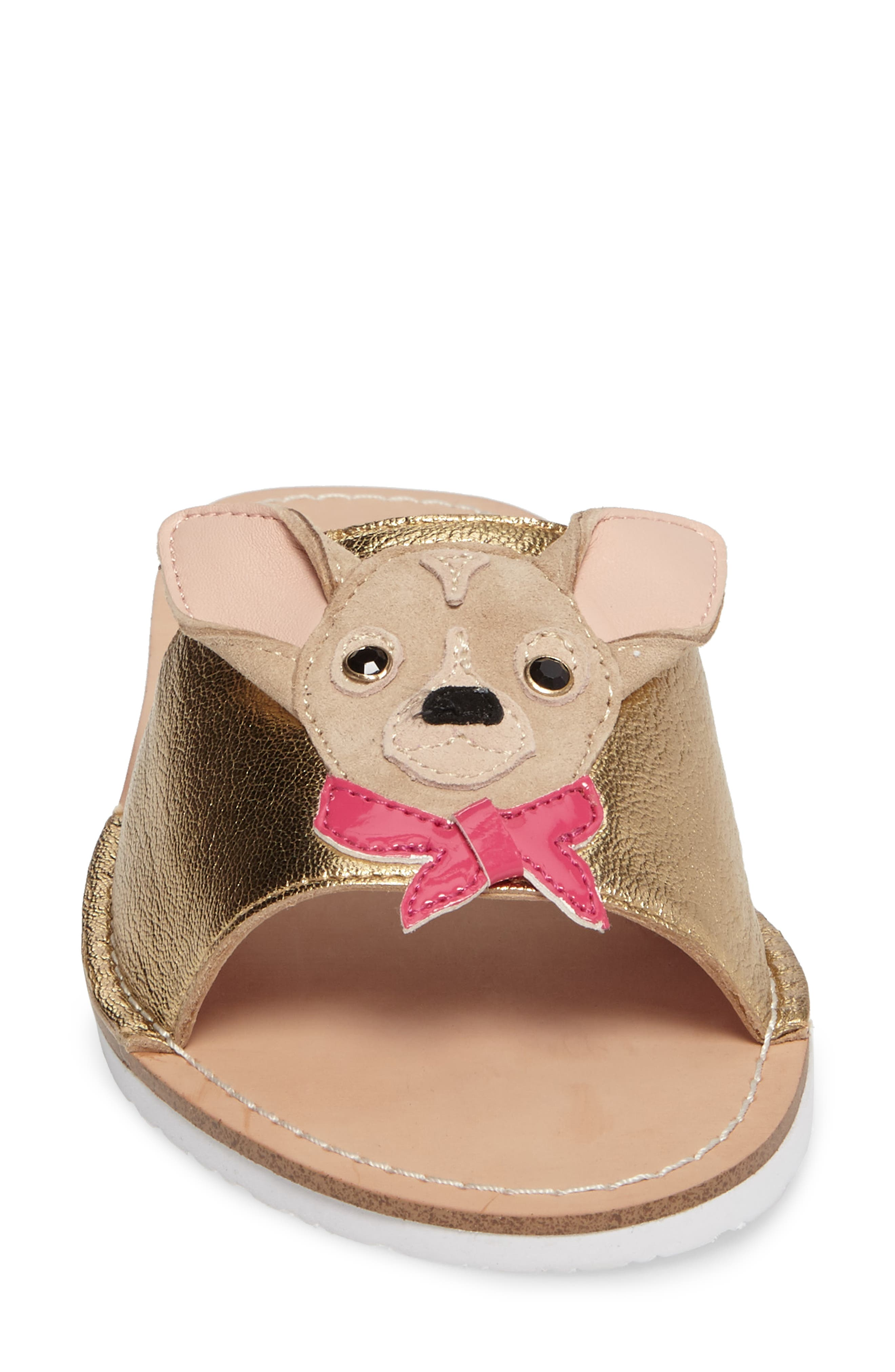 Alternate Image 3  - kate spade new york isadore chihuahua slide sandal (Women)