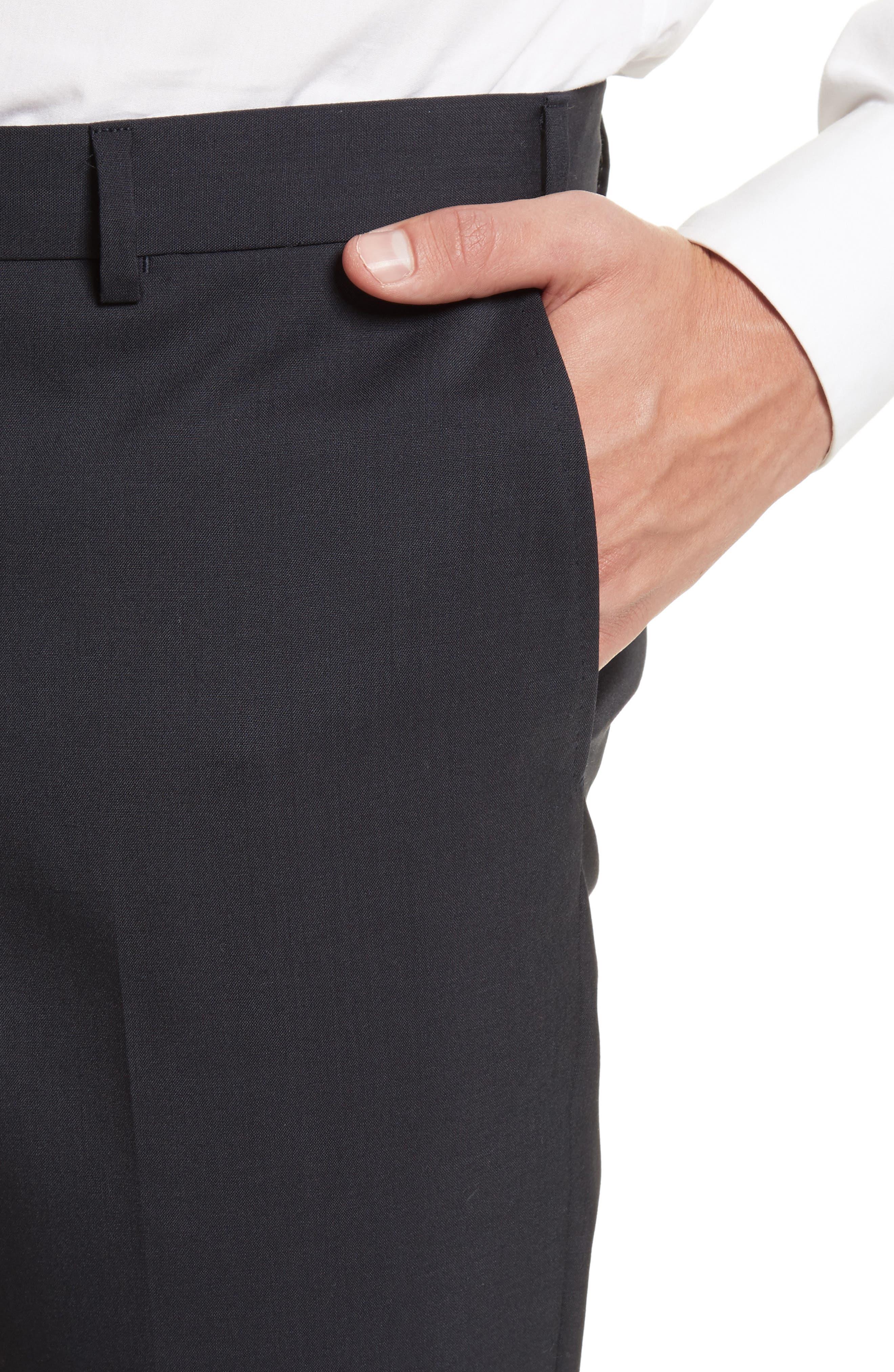 Alternate Image 4  - Lanvin Tropical Wool Suit Trousers
