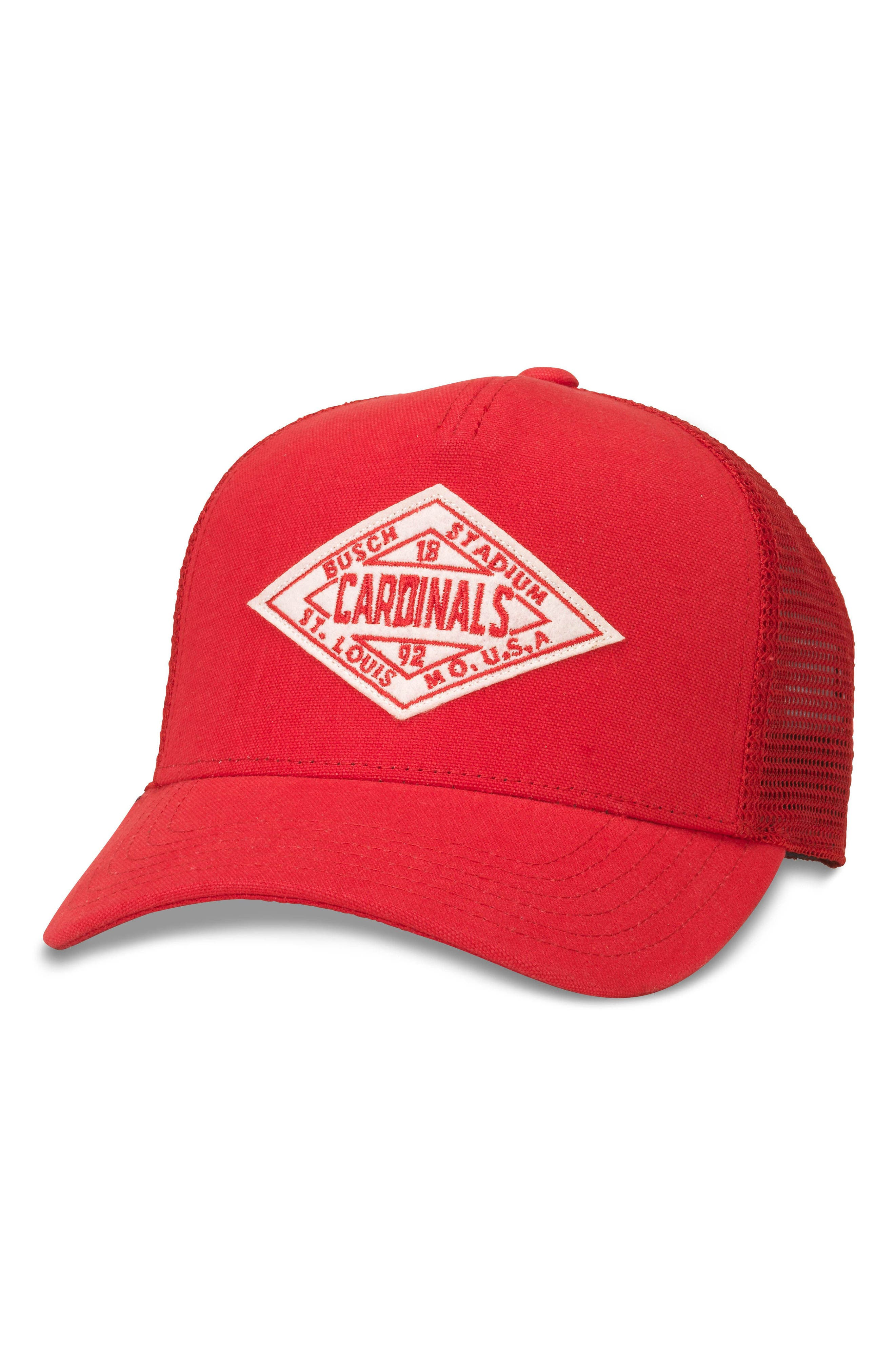 Alternate Image 1 Selected - American Needle Valin MLB Trucker Hat