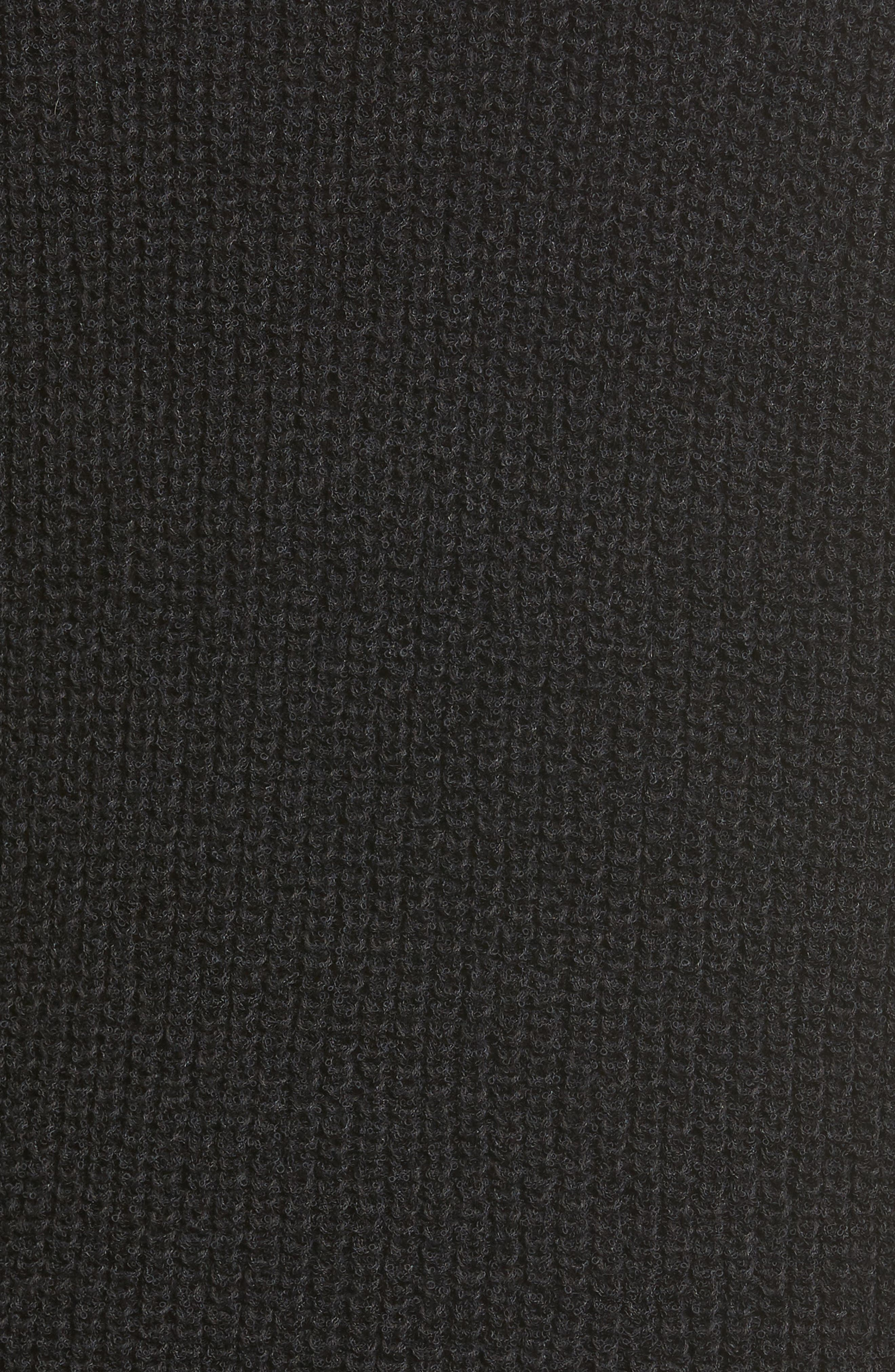 Dawn Sweater,                             Alternate thumbnail 5, color,                             Black