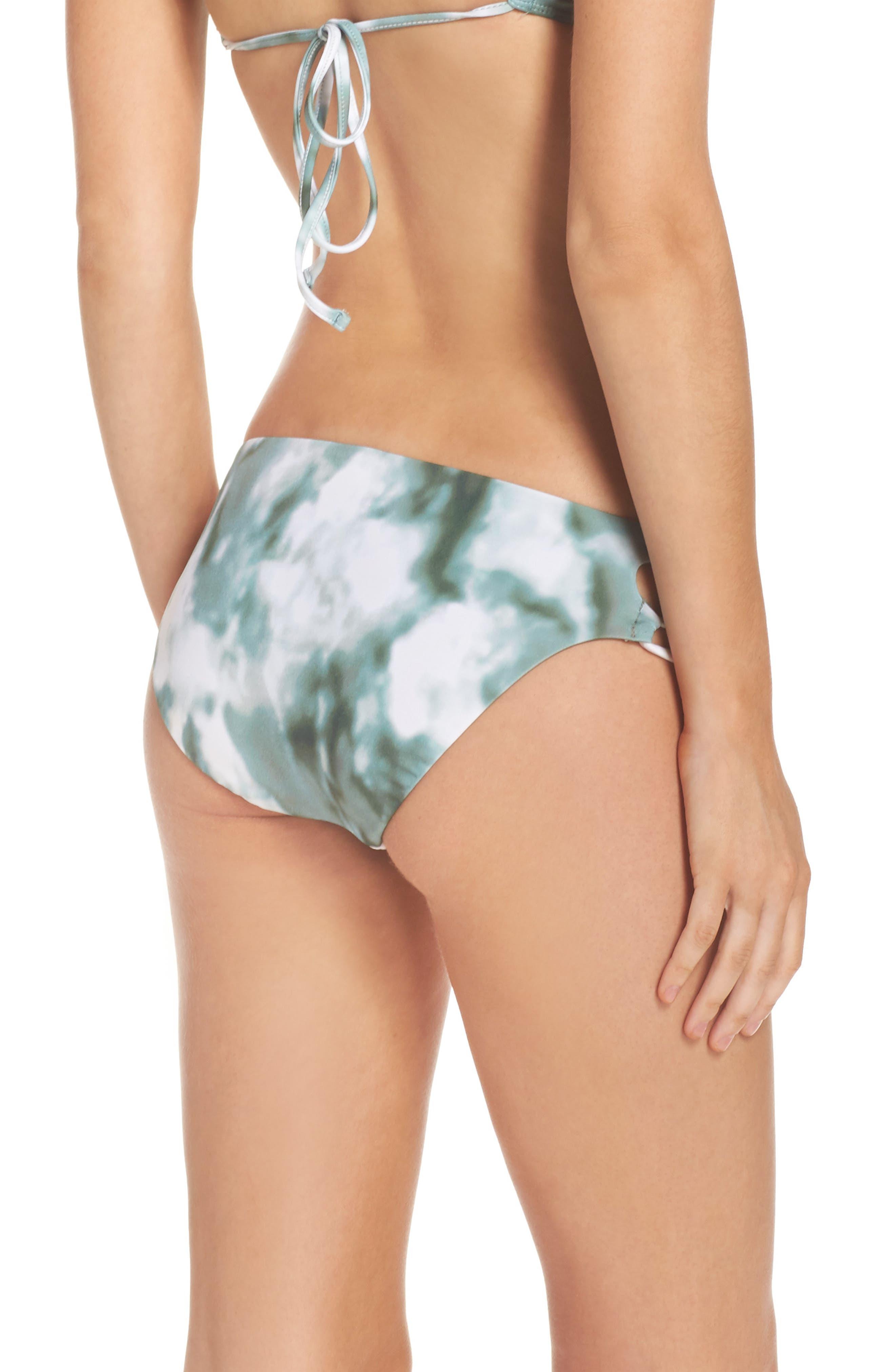 Alternate Image 2  - Lucky Brand Indian Summer Bikini Bottoms