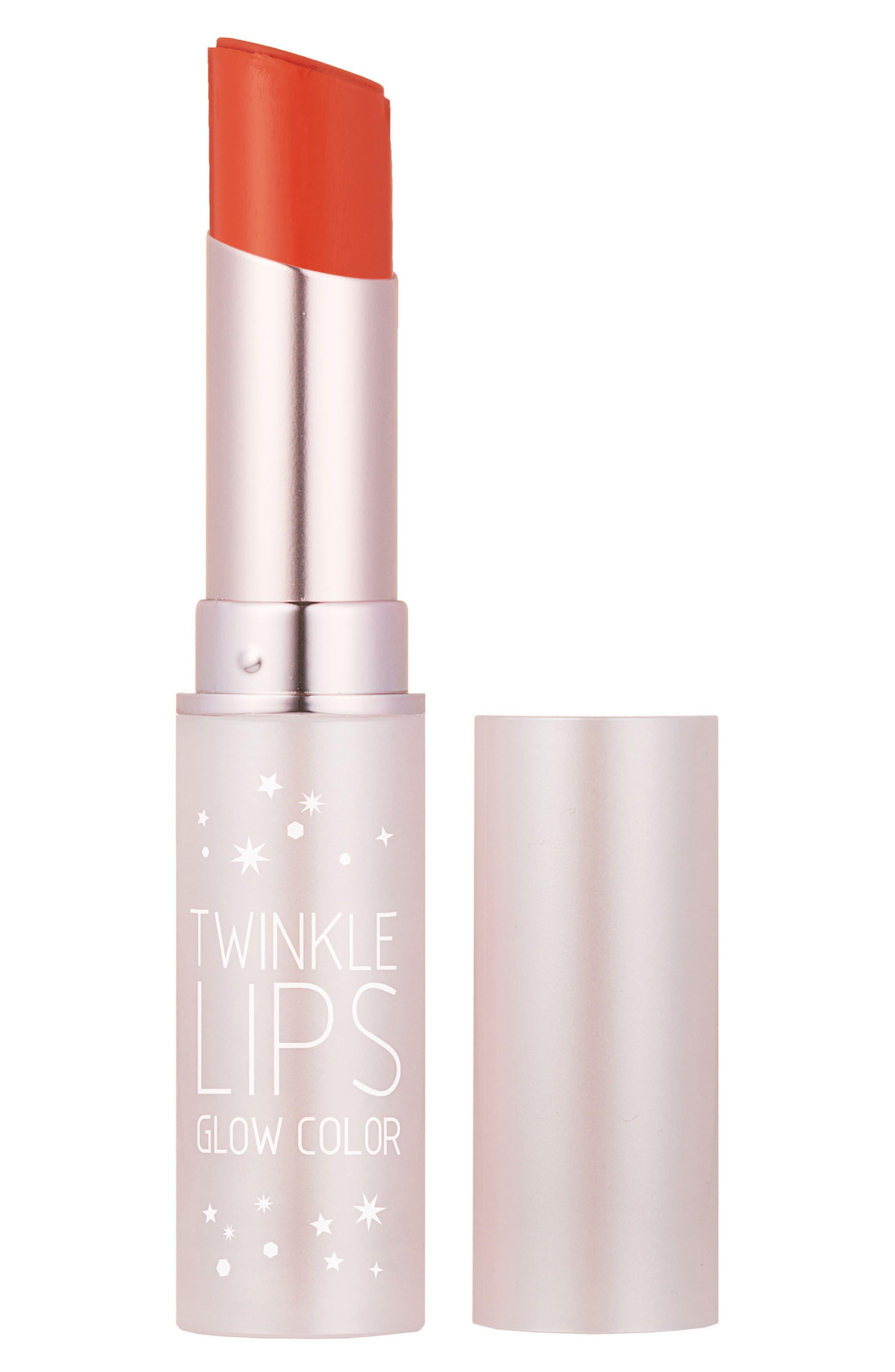Twinkle Lips Lip Tint,                             Main thumbnail 1, color,                             Glow Jamong