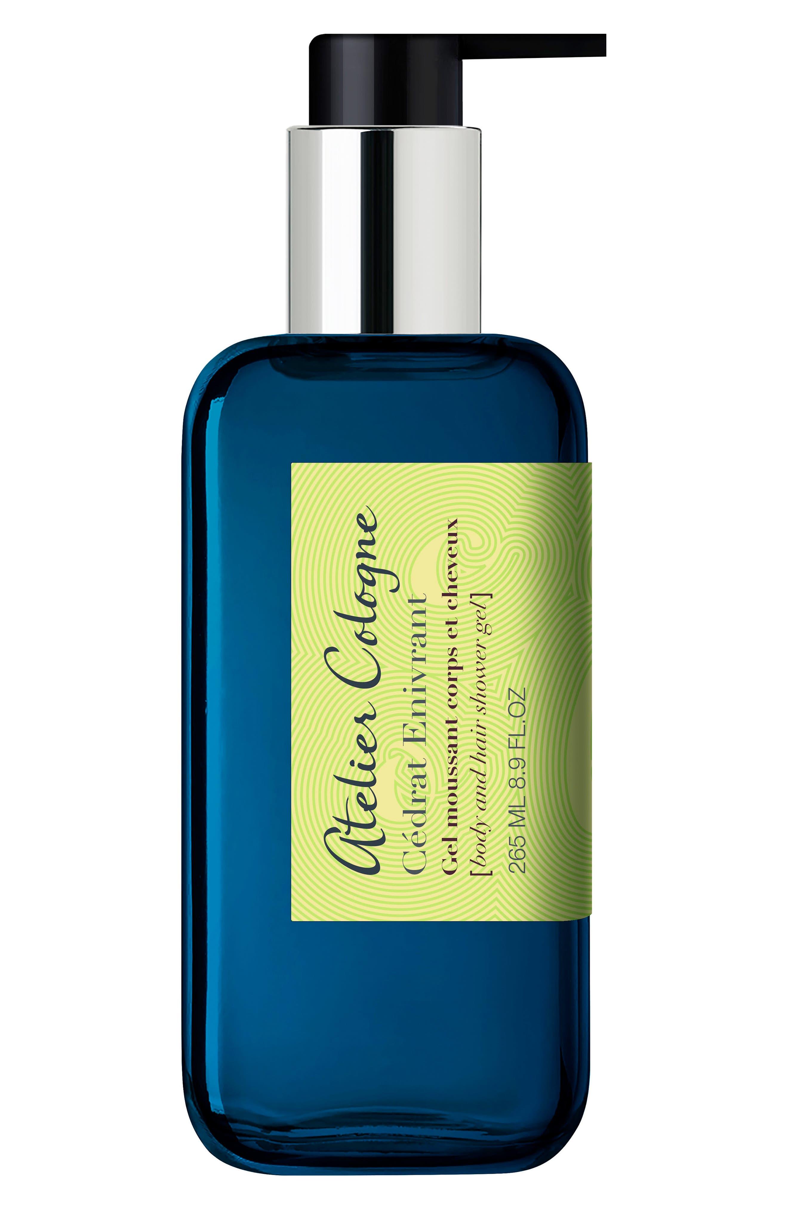 Alternate Image 1 Selected - Atelier Cologne Cédrat Envirant Body & Hair Shower Gel