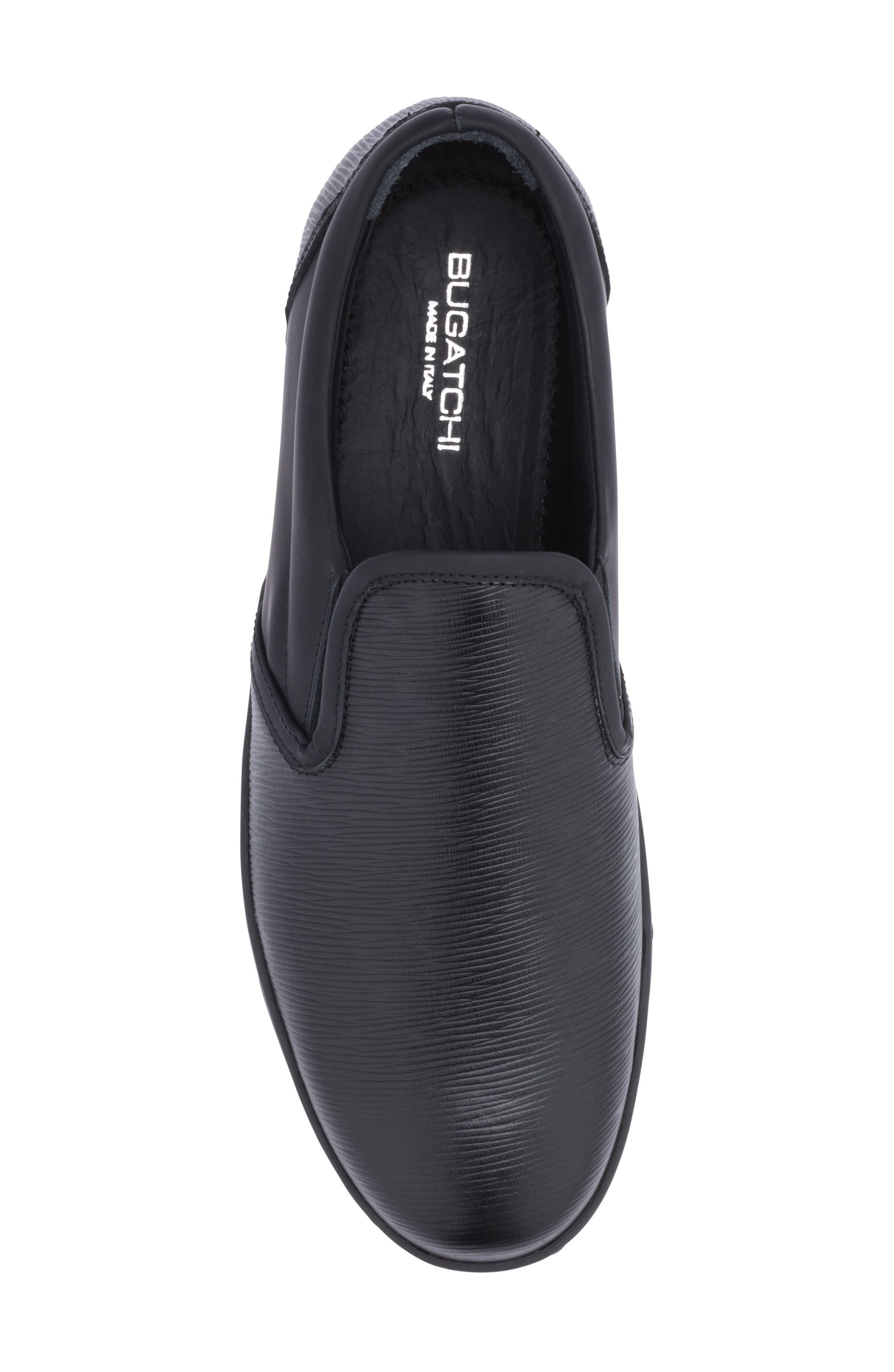 Alternate Image 5  - Bugatchi Santorini Slip-On Sneaker (Men)