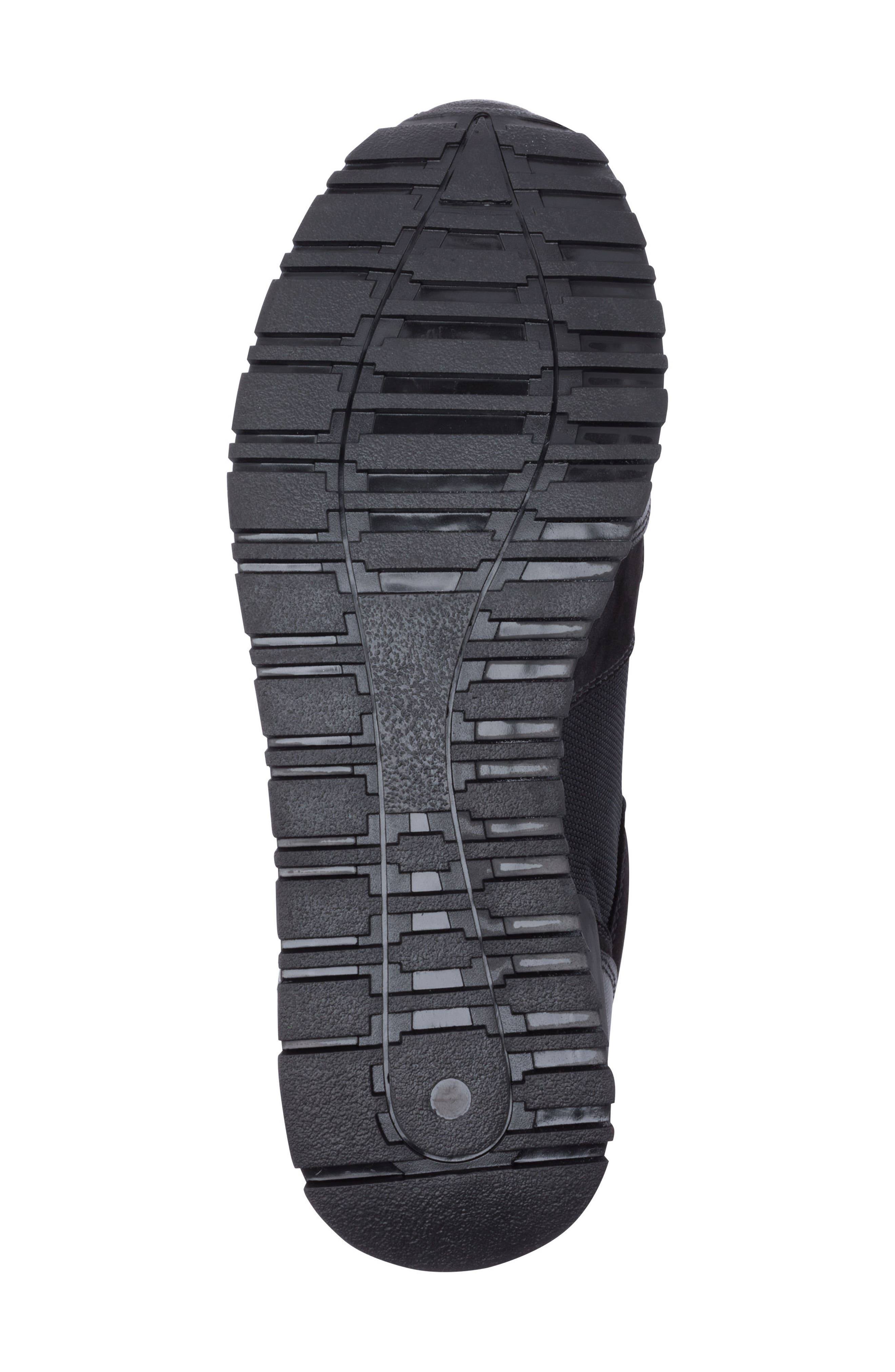 Modena Sneaker,                             Alternate thumbnail 6, color,                             Nero