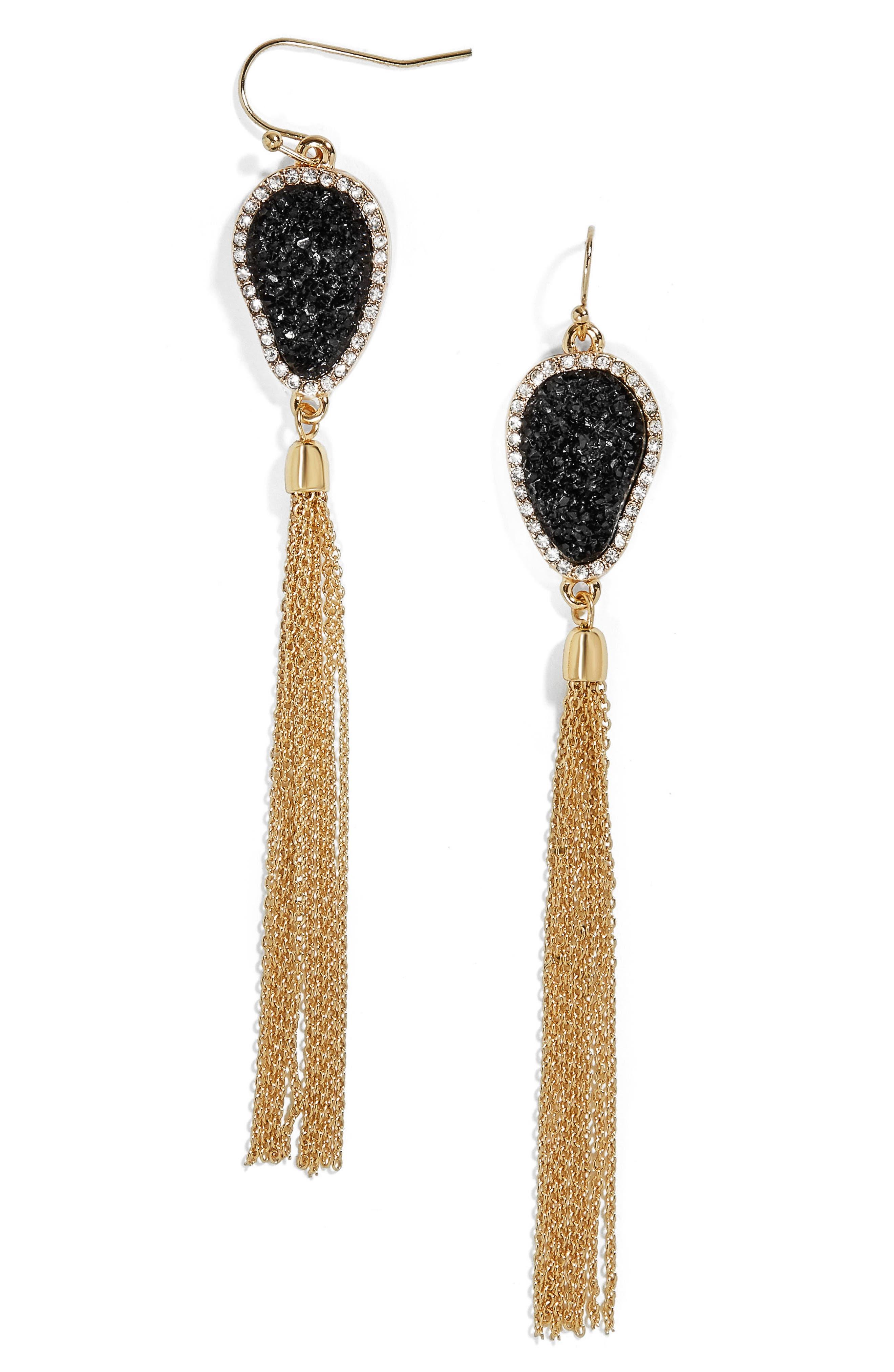 BaubleBar Starfire Drop Earrings