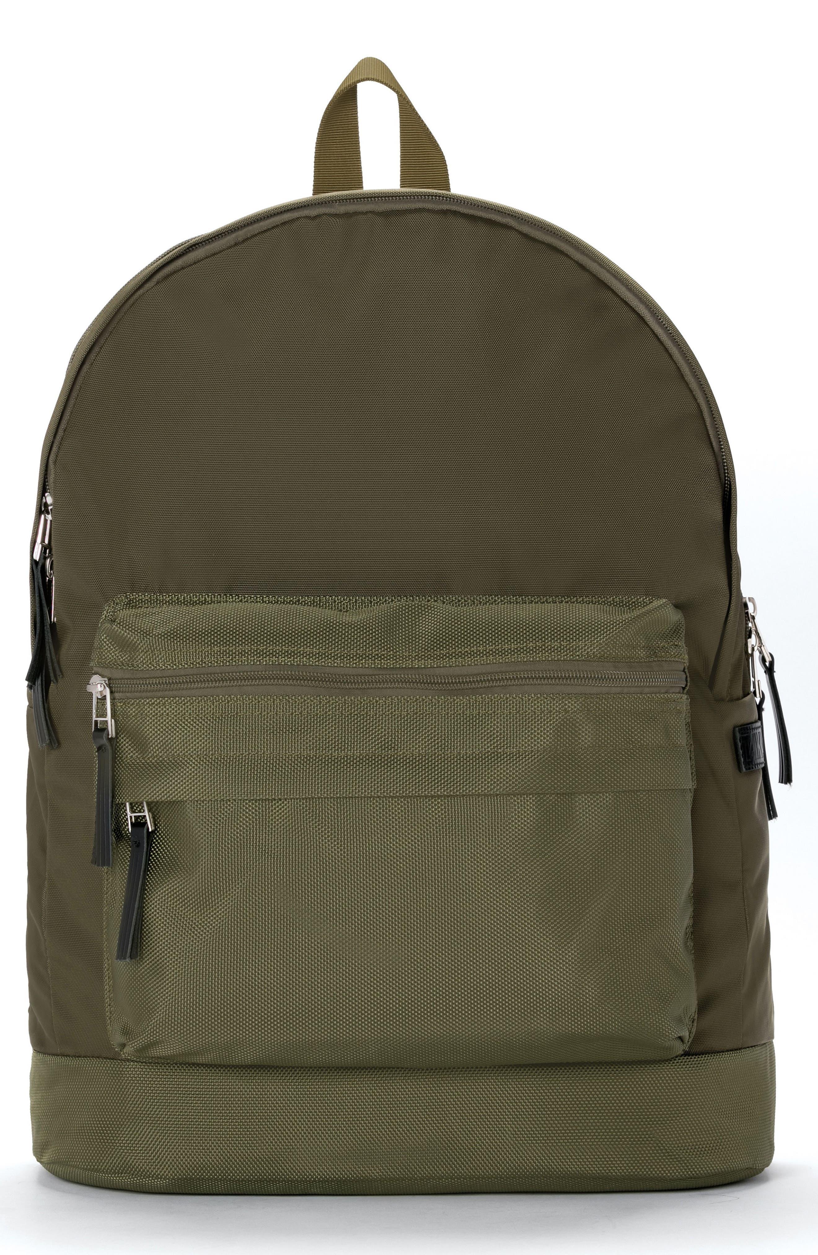 Lancer Backpack,                         Main,                         color, Olive
