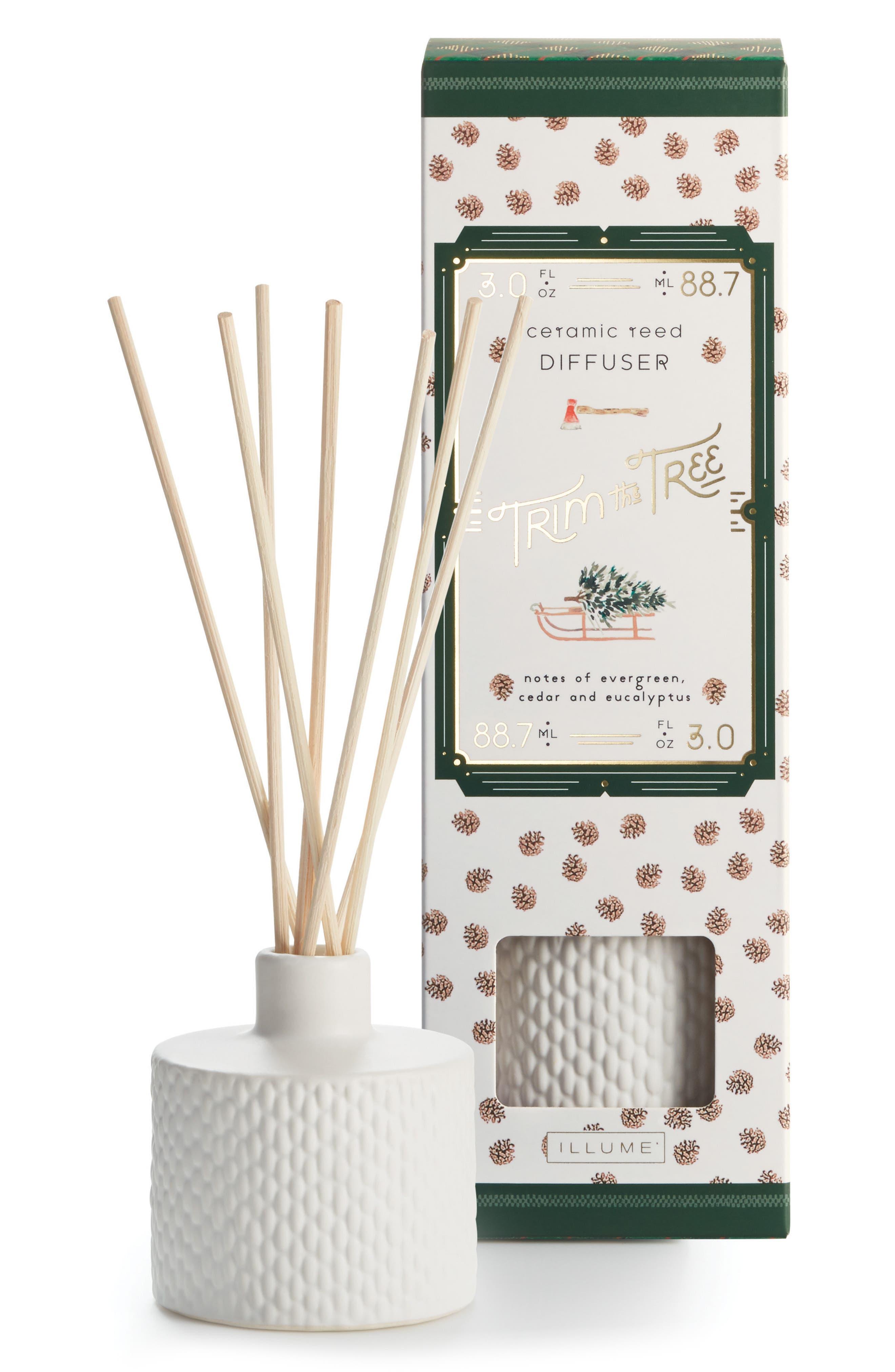 Main Image - ILLUME® Ceramic Reed Diffuser