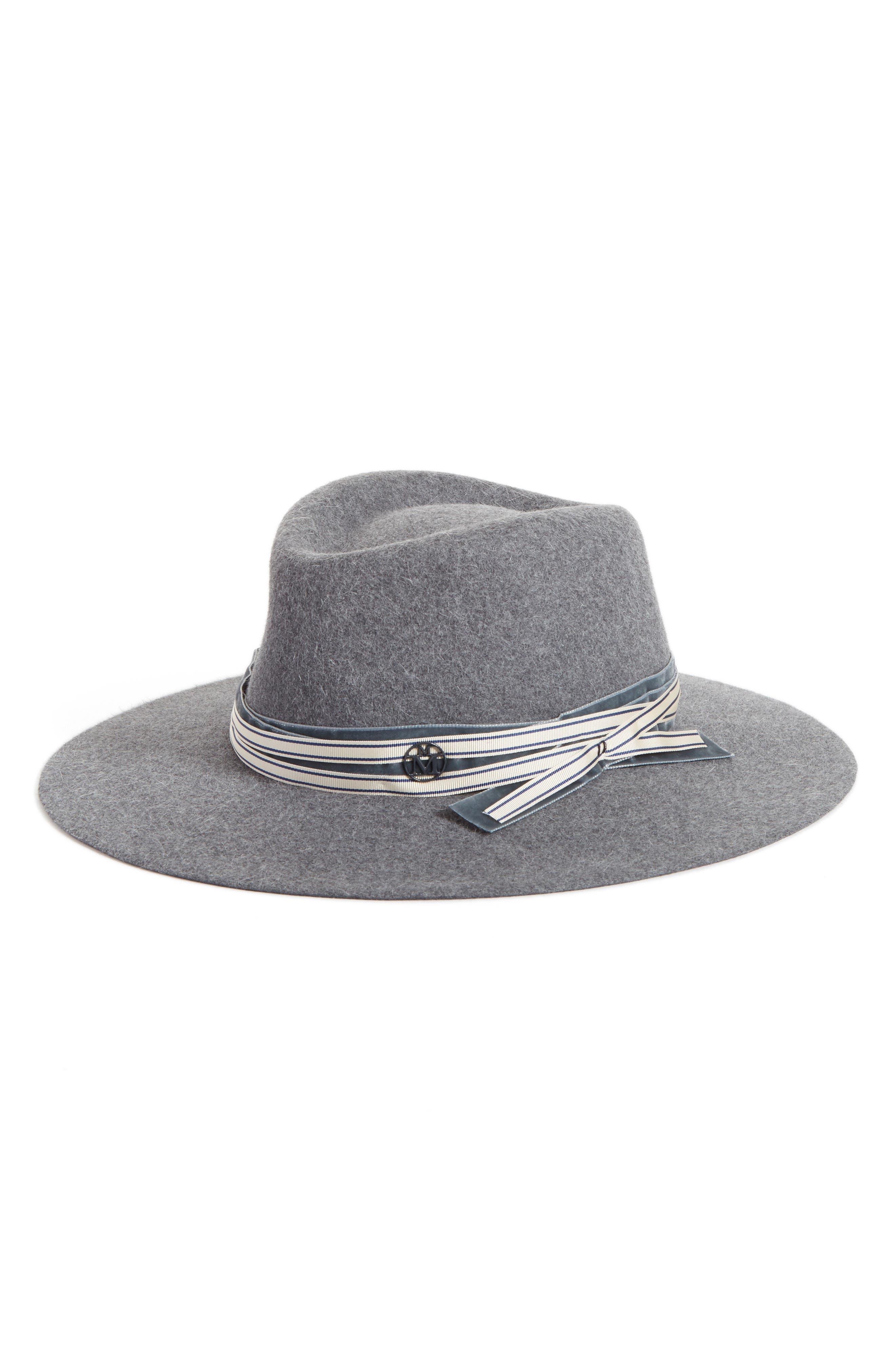 Maison Michel Charles Fur Felt Hat