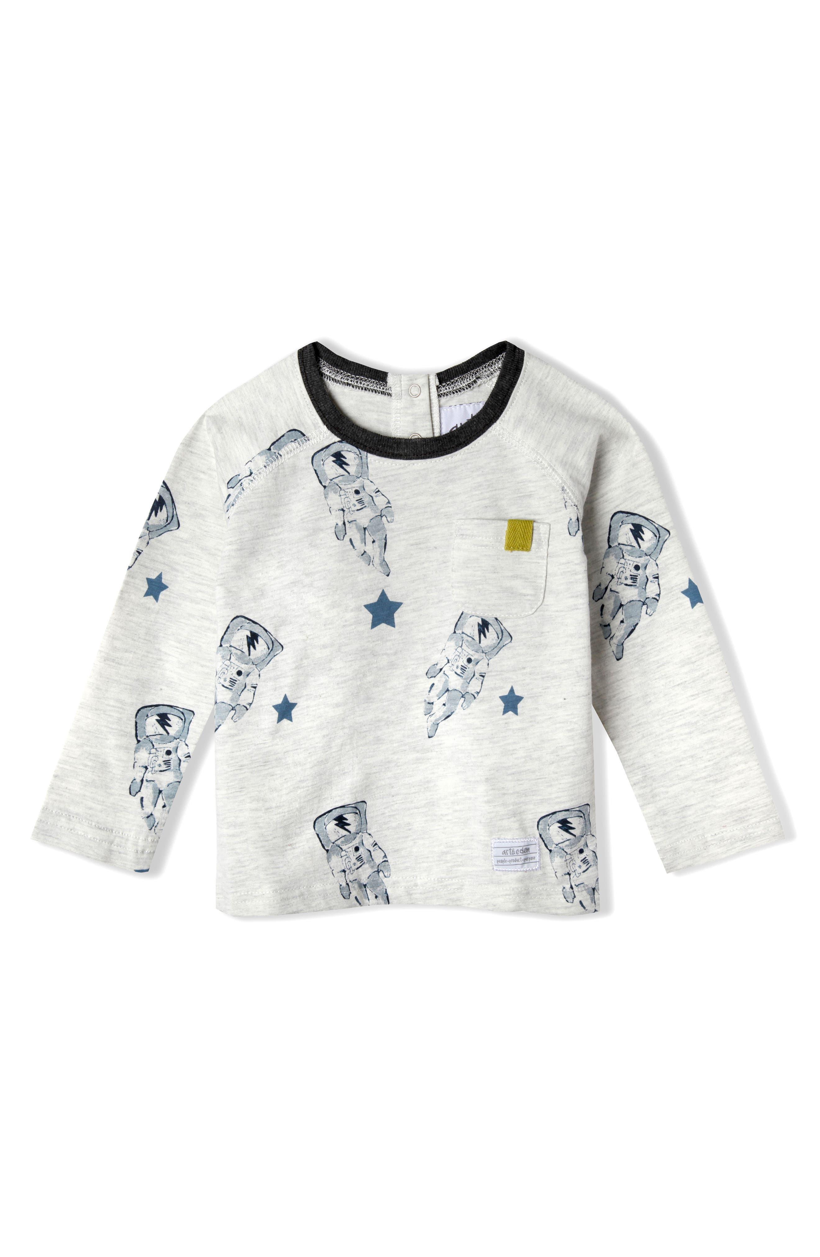Art & Eden Jacob Organic Cotton T-Shirt (Baby Boys)