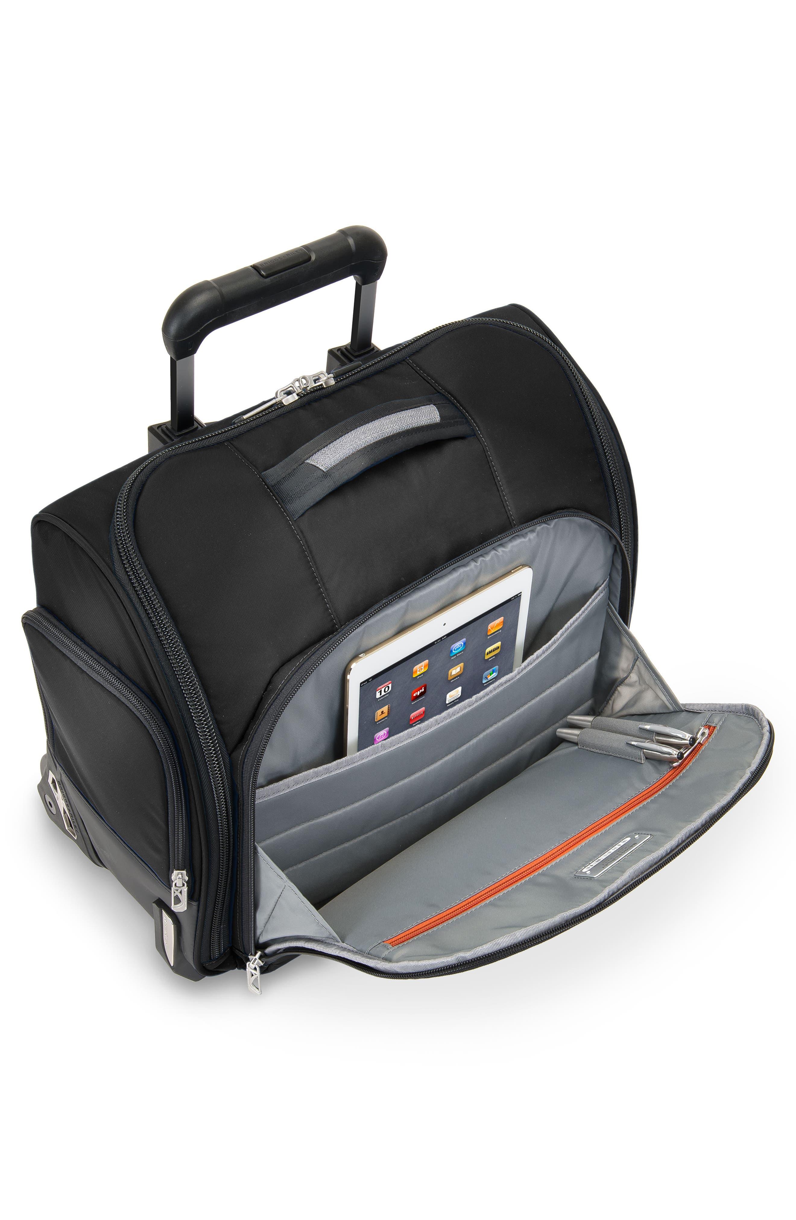 Alternate Image 4  - Briggs & Riley BRX Explore Wheeled Cabin Bag