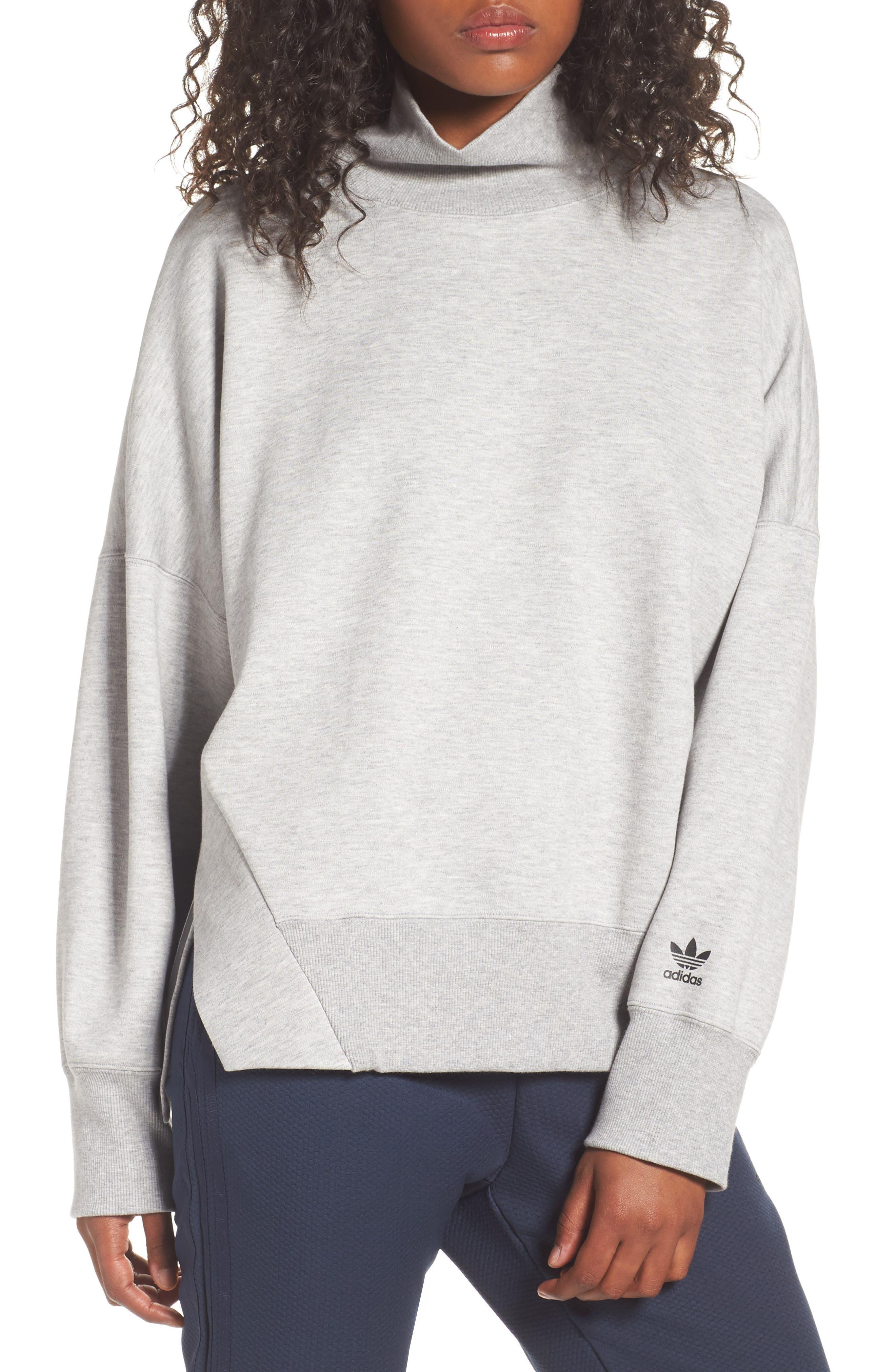 adidas Originals Funnel Neck Sweatshirt