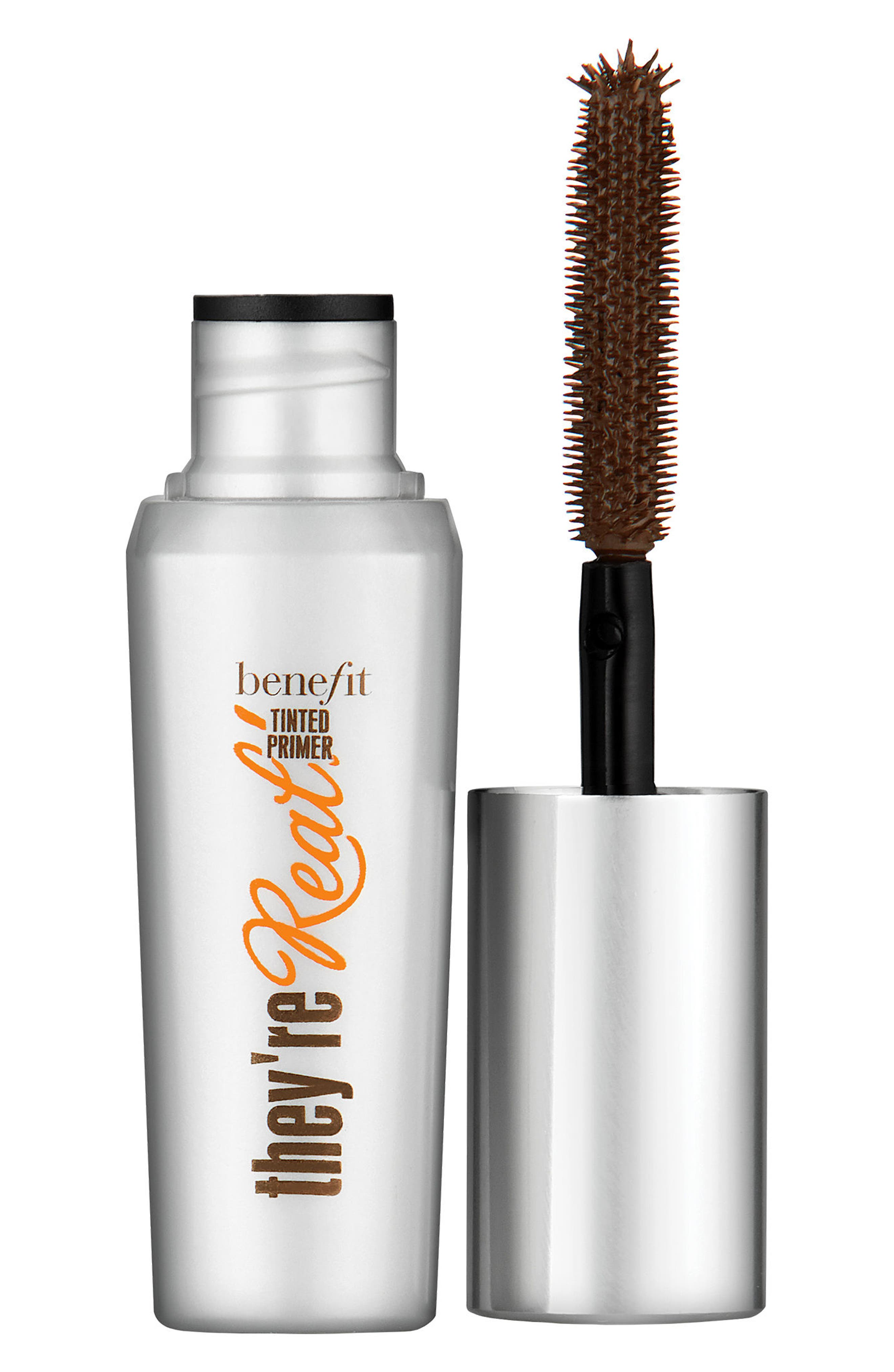 Benefit They're Real! Tinted Lash Primer,                             Alternate thumbnail 3, color,                             Mink Brown
