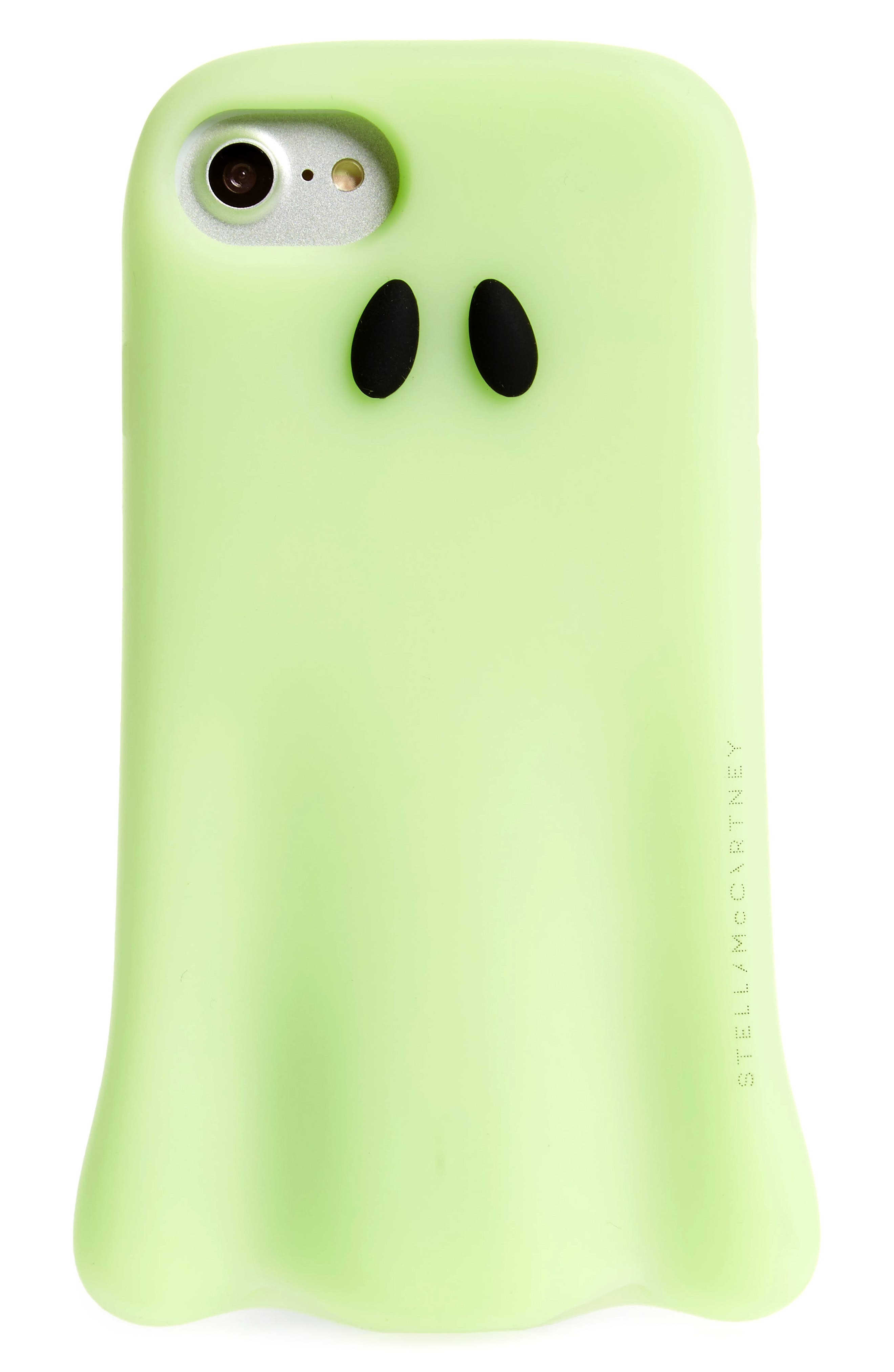 Ghost Glow in the Dark iPhone 7 Case,                         Main,                         color, Glow In The Dark