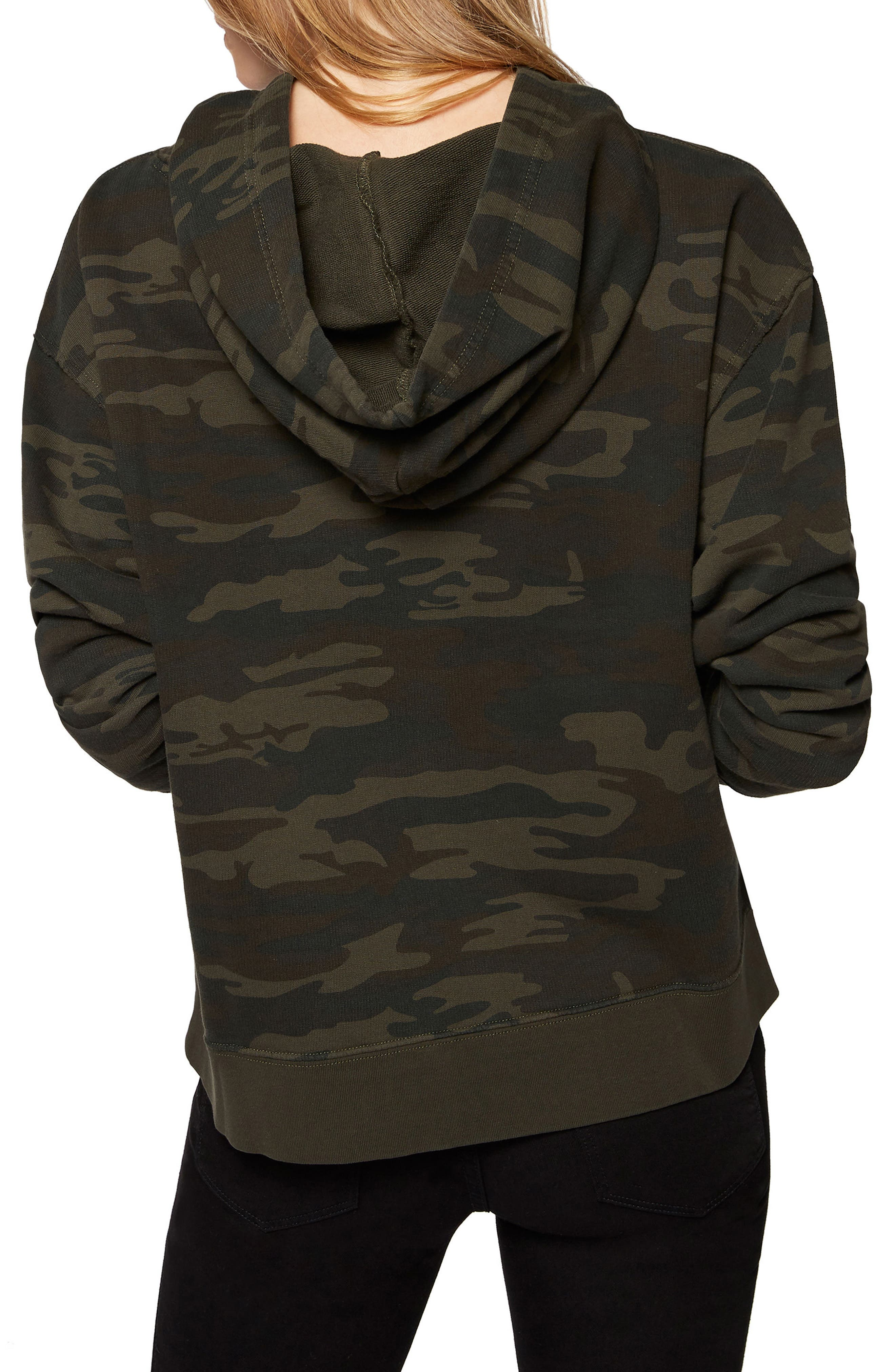 Venice Hoodie,                             Alternate thumbnail 2, color,                             Camp Camo