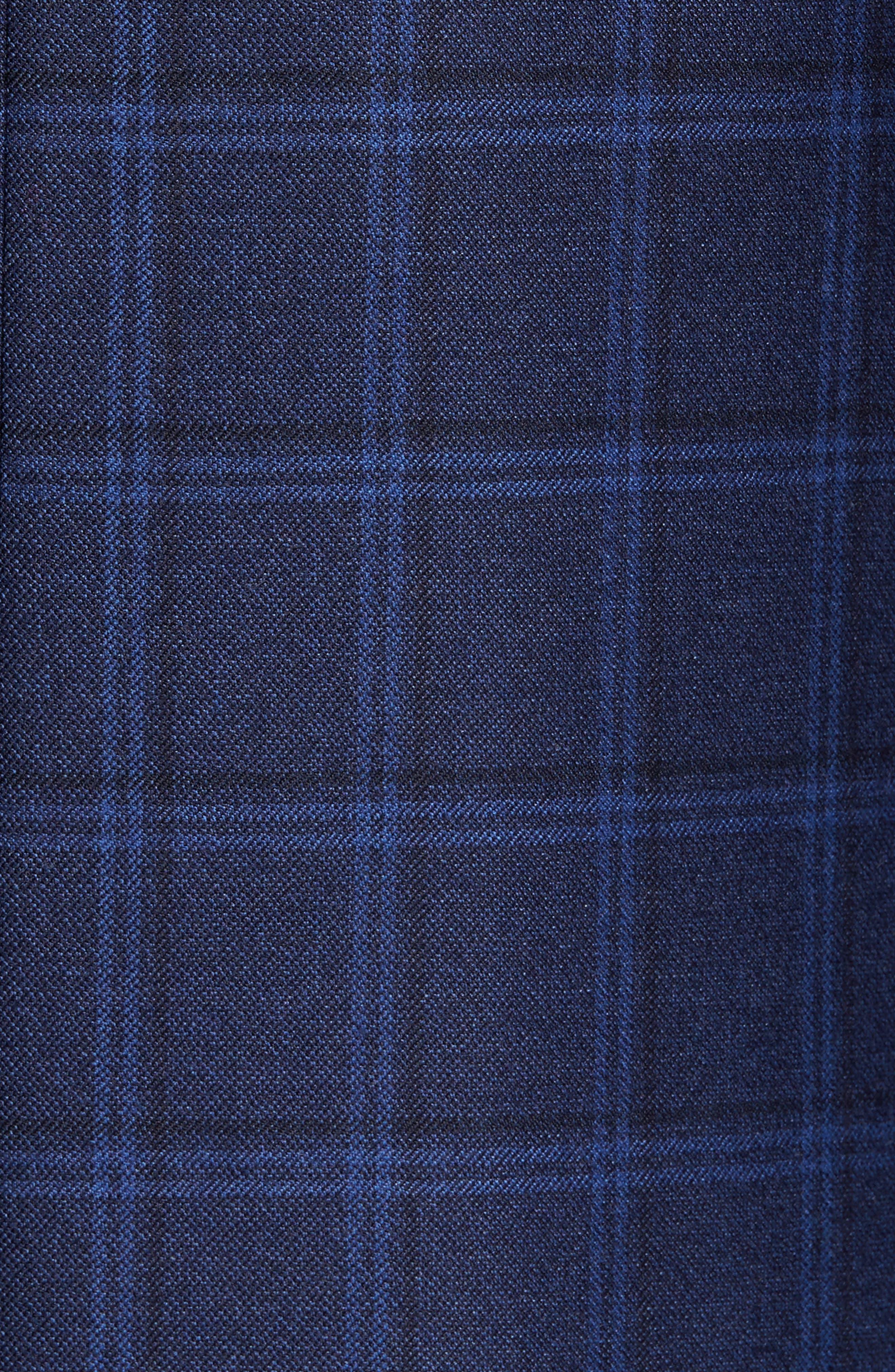 Alternate Image 5  - David Donahue Conner Classic Fit Sport Coat