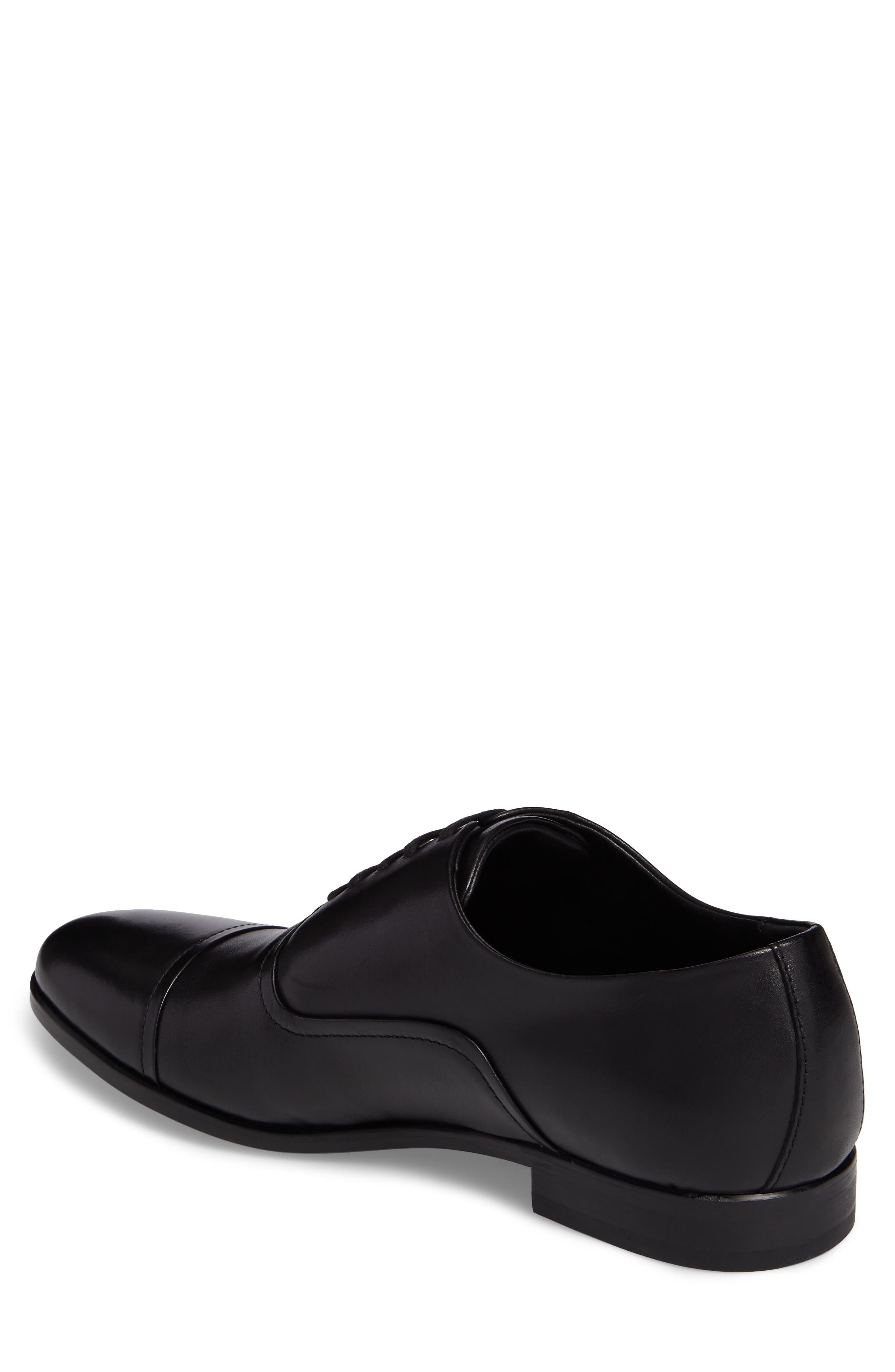 Alternate Image 2  - Calvin Klein Saul Cap Toe Oxford (Men)