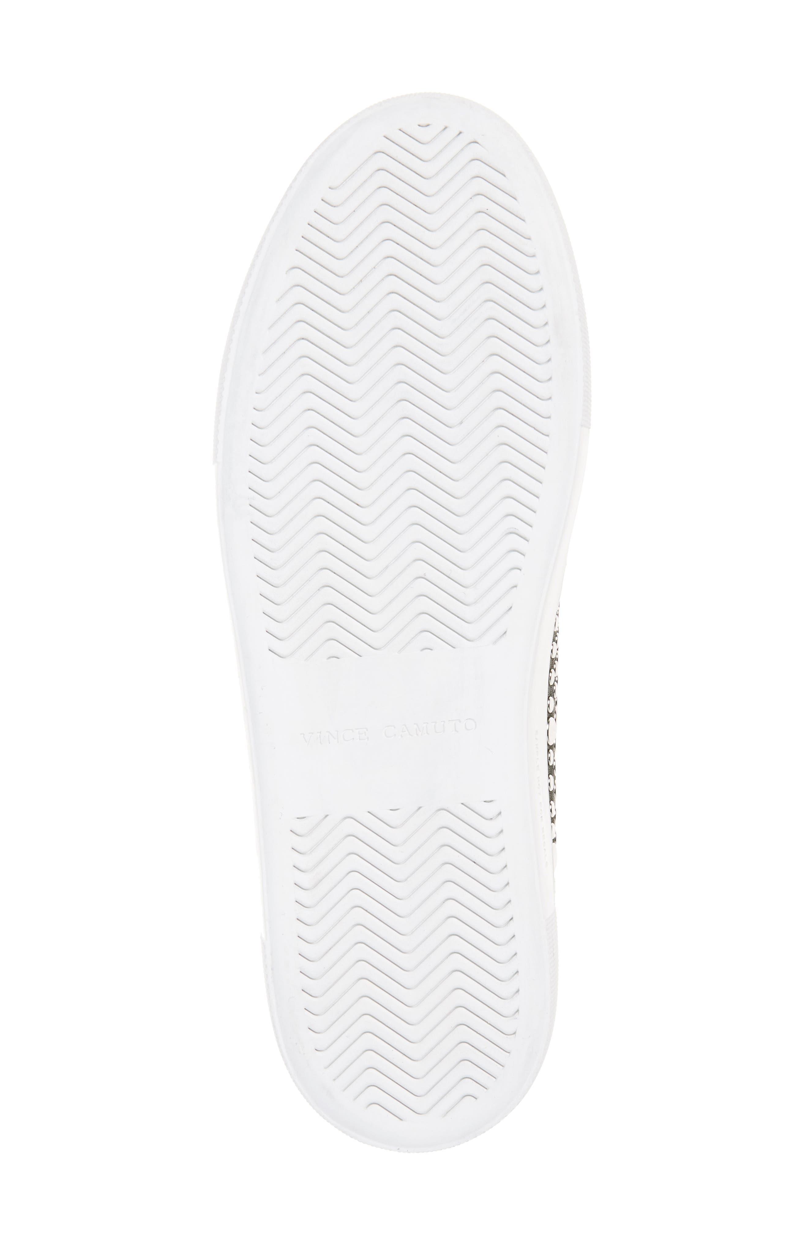 Alternate Image 6  - Vince Camuto Kindra Studded Slip-On Sneaker (Women)