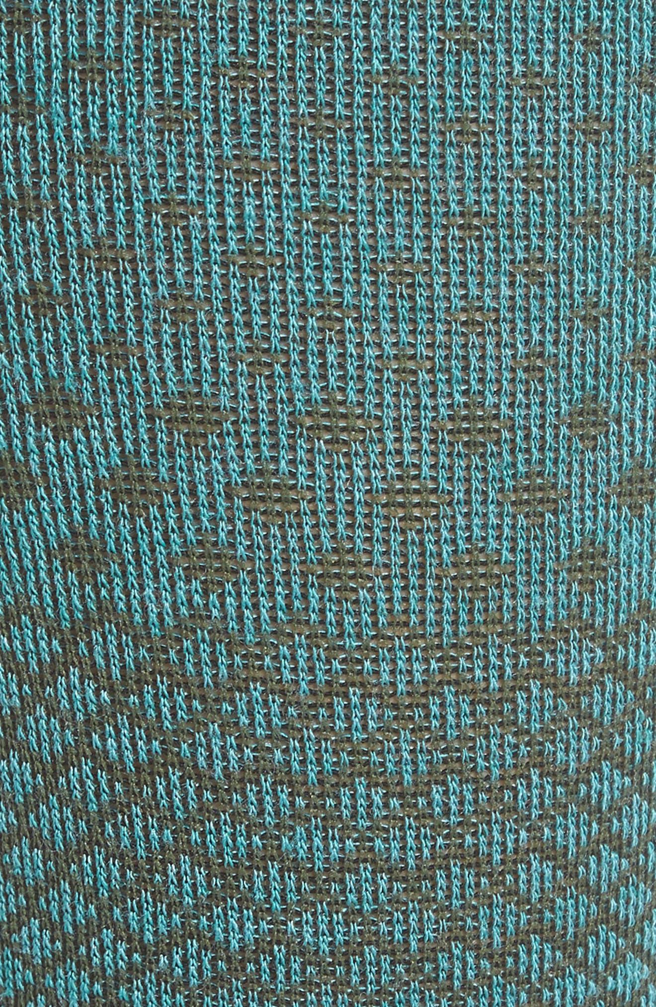 Alternate Image 2  - Sockwell Micro Grade Compression Knee Socks