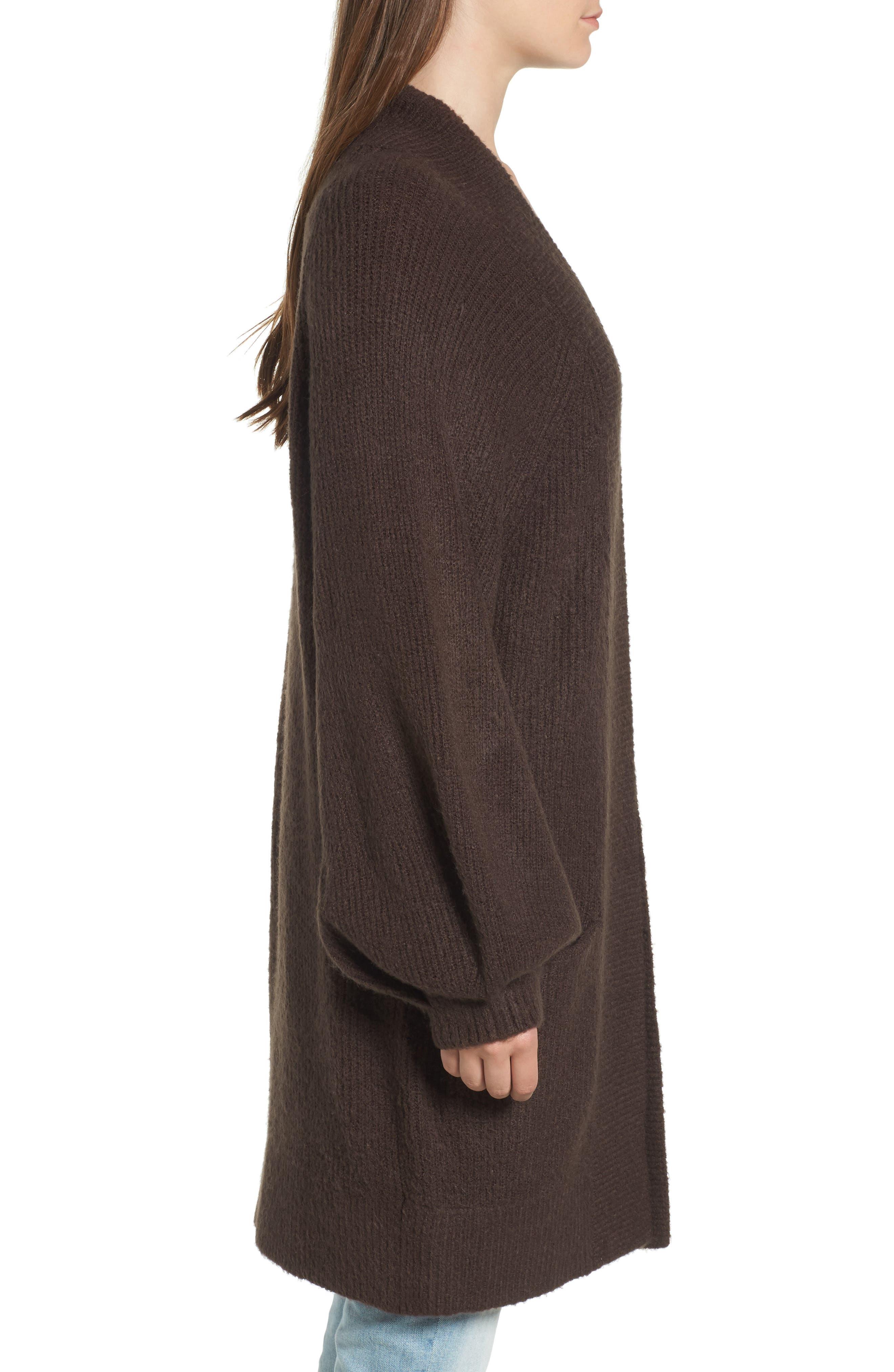 Alternate Image 3  - Leith Blouson Sleeve Cardigan
