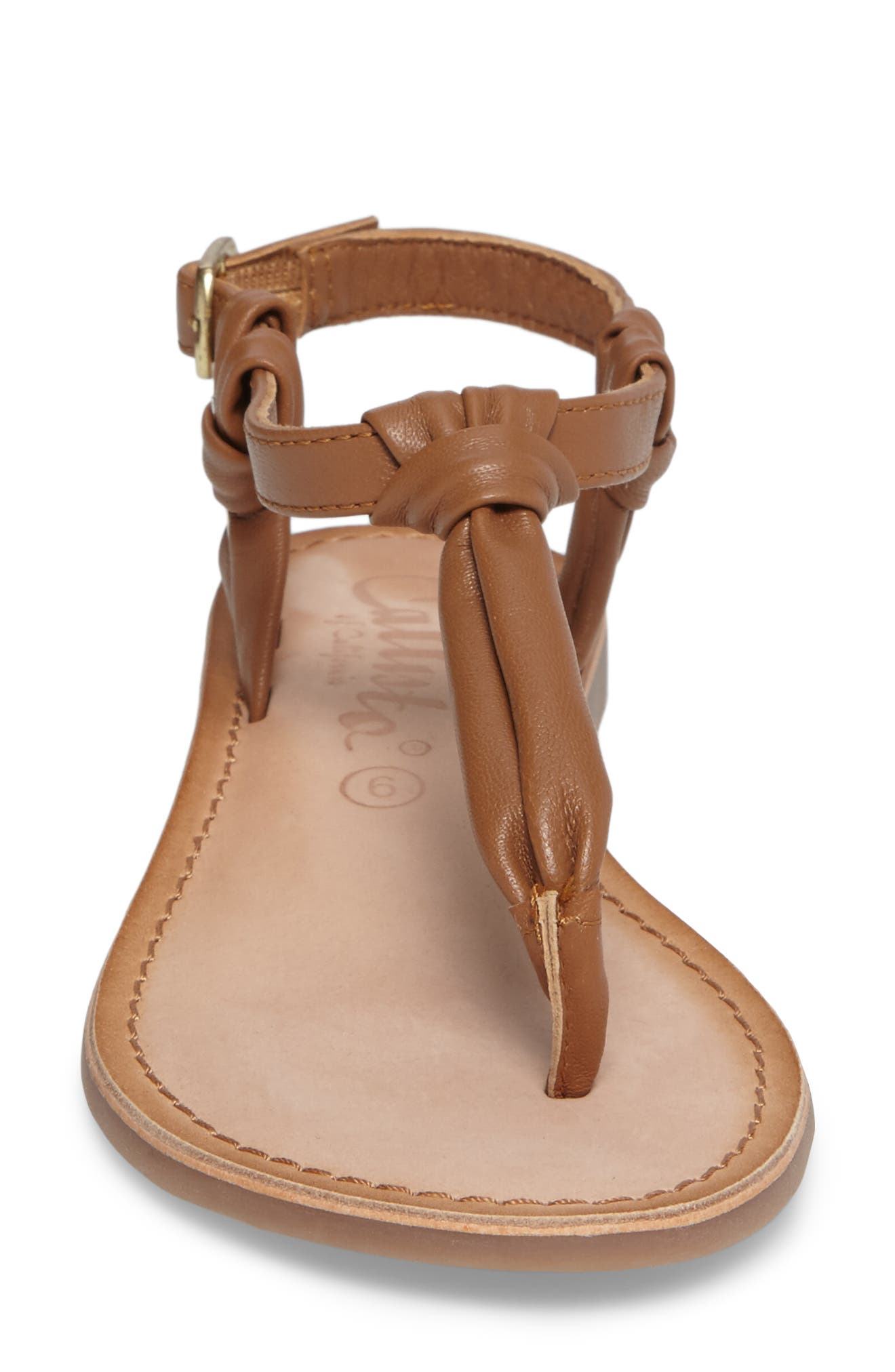 Alternate Image 4  - Callisto Azza T-Strap Sandal (Women)
