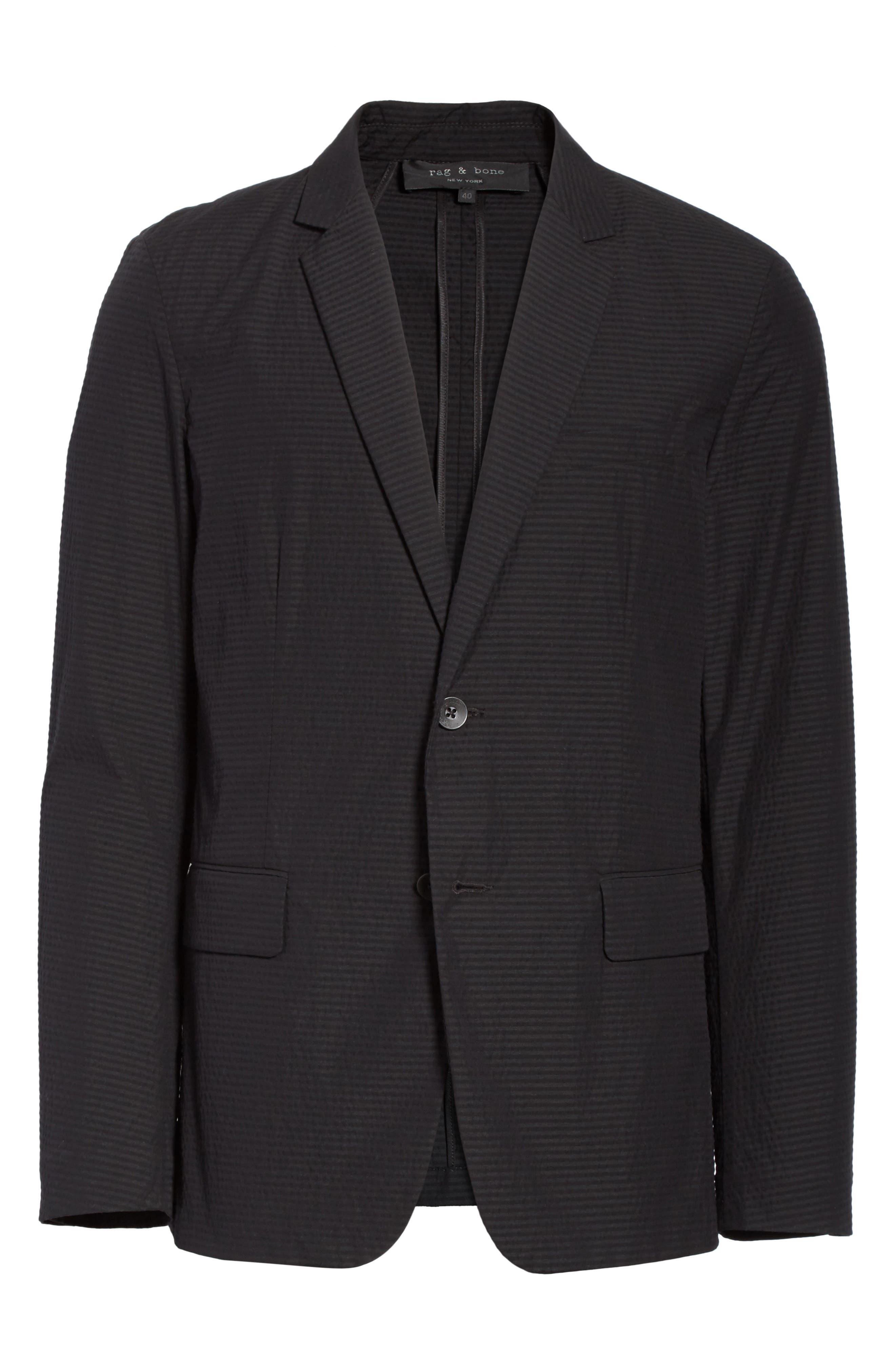 Alternate Image 6  - rag & bone Philips Cotton Blend Blazer