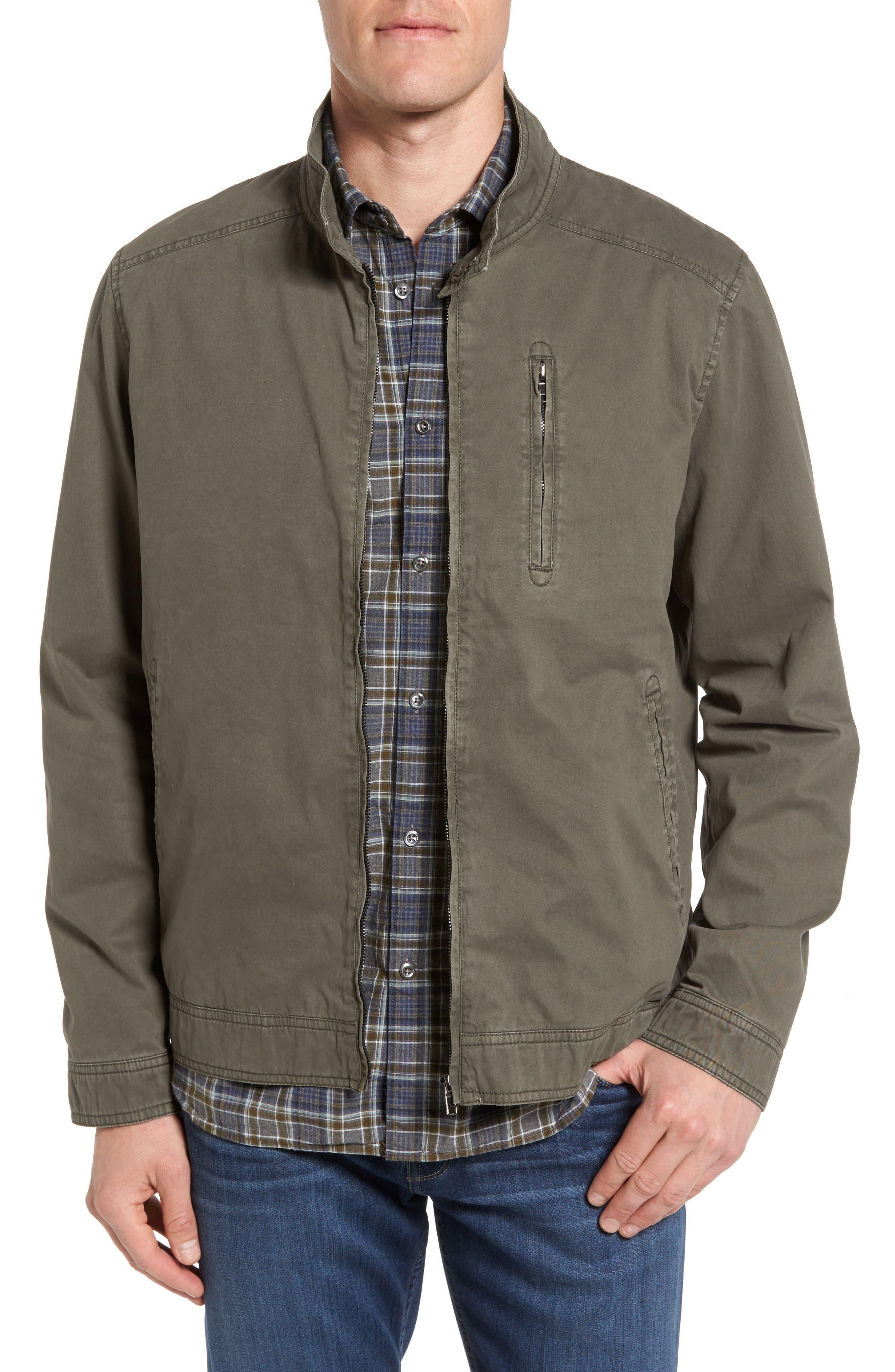 'Armitage' Harrington Jacket,                             Main thumbnail 1, color,                             Olive