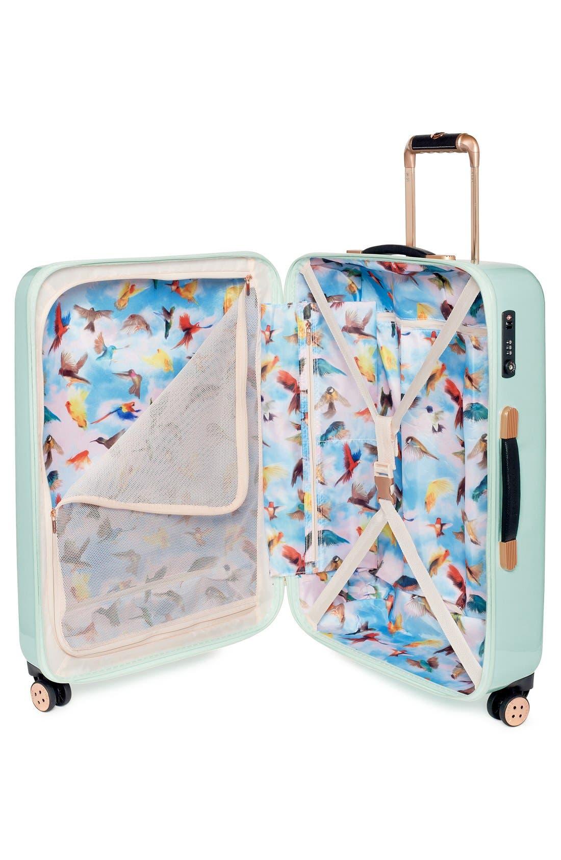 Alternate Image 2  - Ted Baker London 'Medium Sugar Sweet Florals' Hard Shell Suitcase (28 Inch)