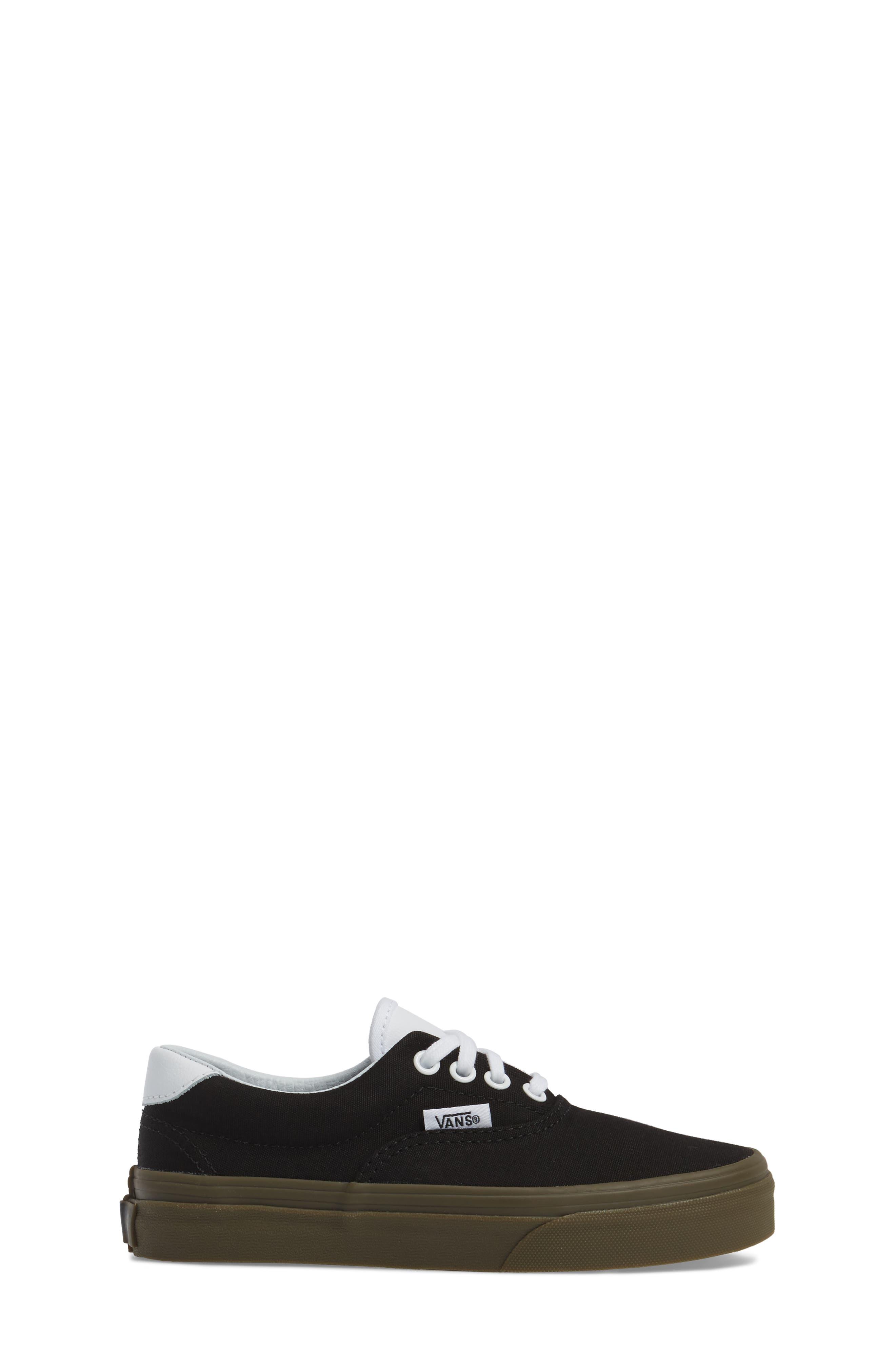 Alternate Image 3  - Vans Era 59 Bleacher Sneaker (Toddler, Little Kid & Big Kid)
