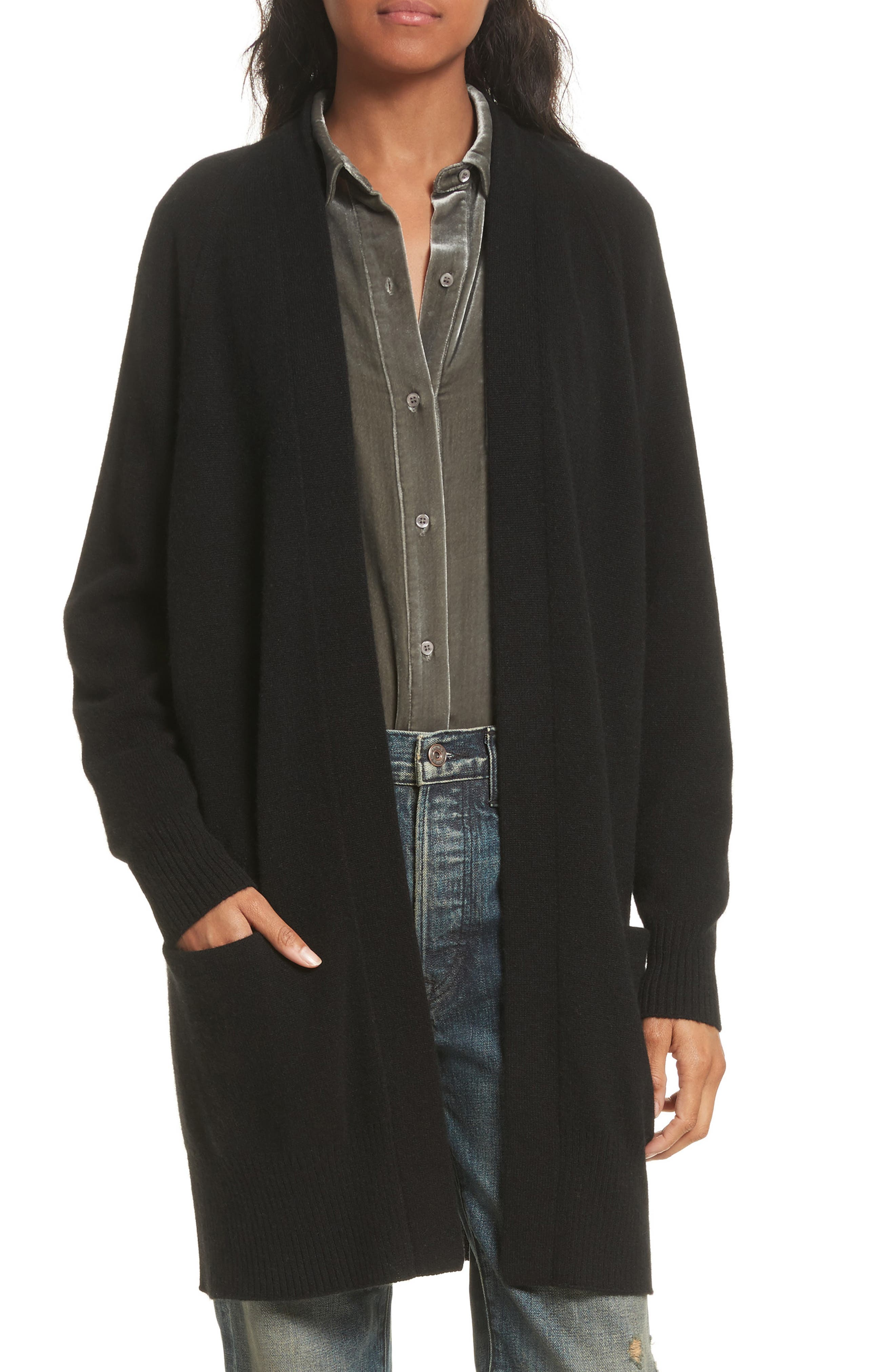 Black Sweaters & Sweatshirts, Cowl Necks, Cable Knits | Nordstrom ...