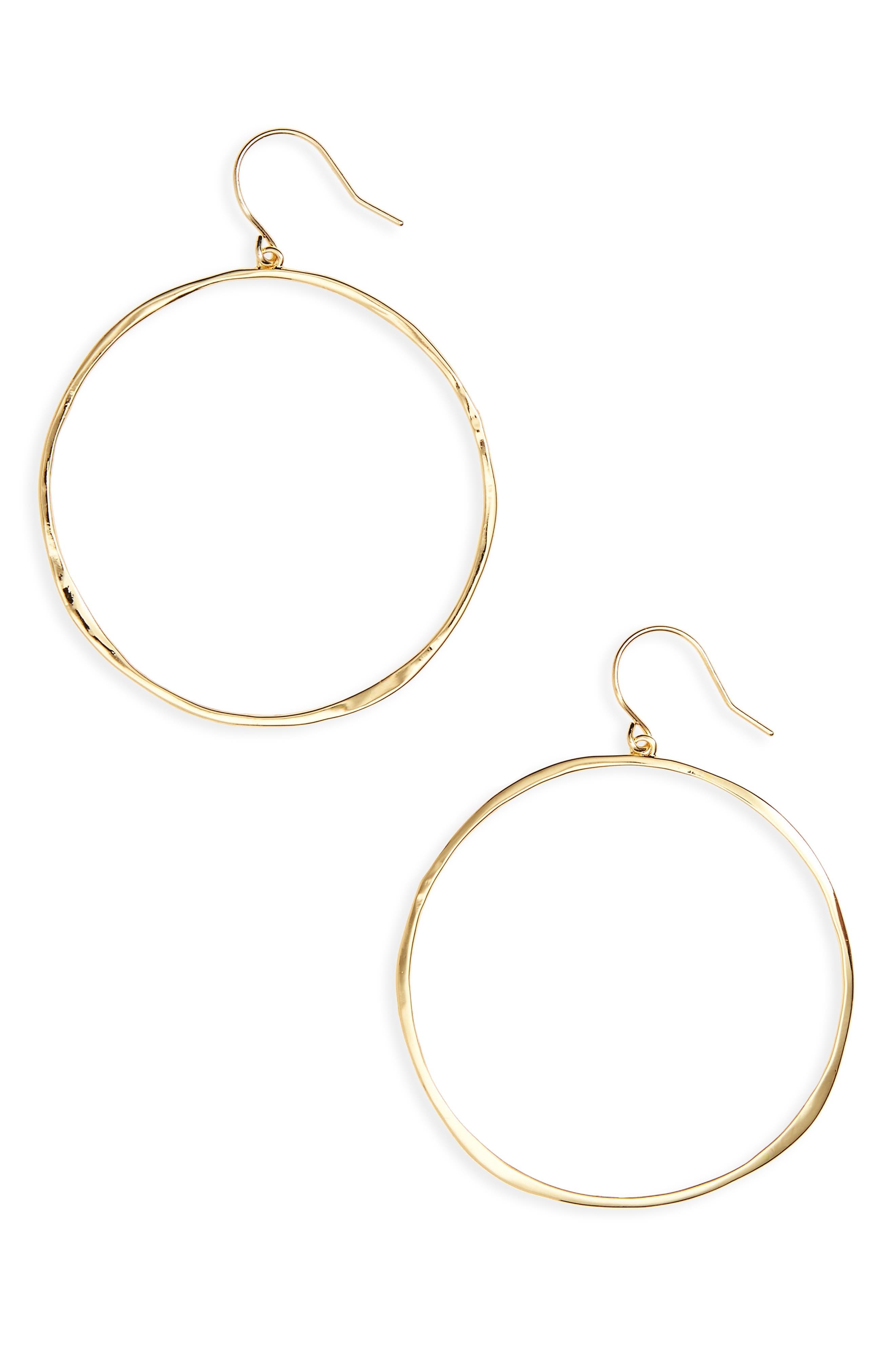 Main Image - gorjana G Ring Hoops