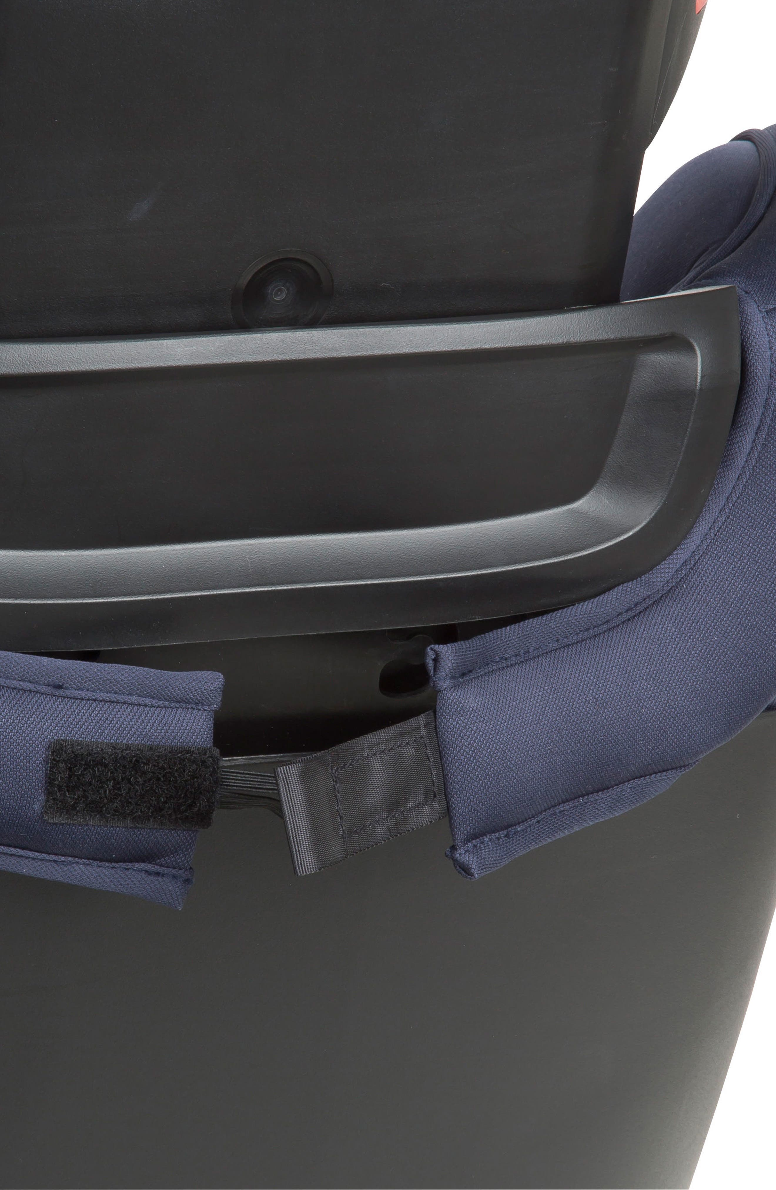 RodiFix Booster Car Seat,                             Alternate thumbnail 8, color,                             Navy
