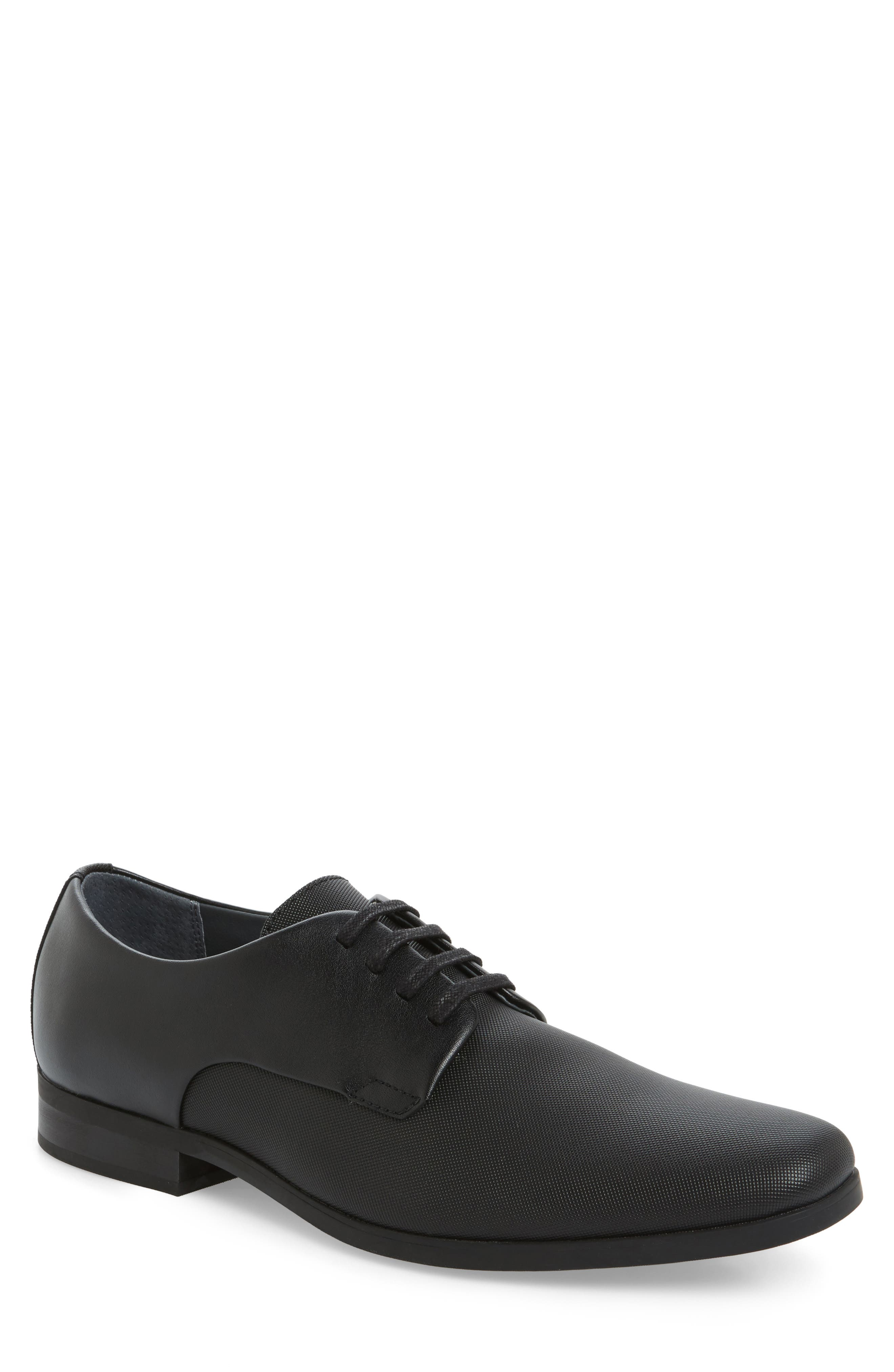 Calvin Klein Jasper Embossed Derby (Men)