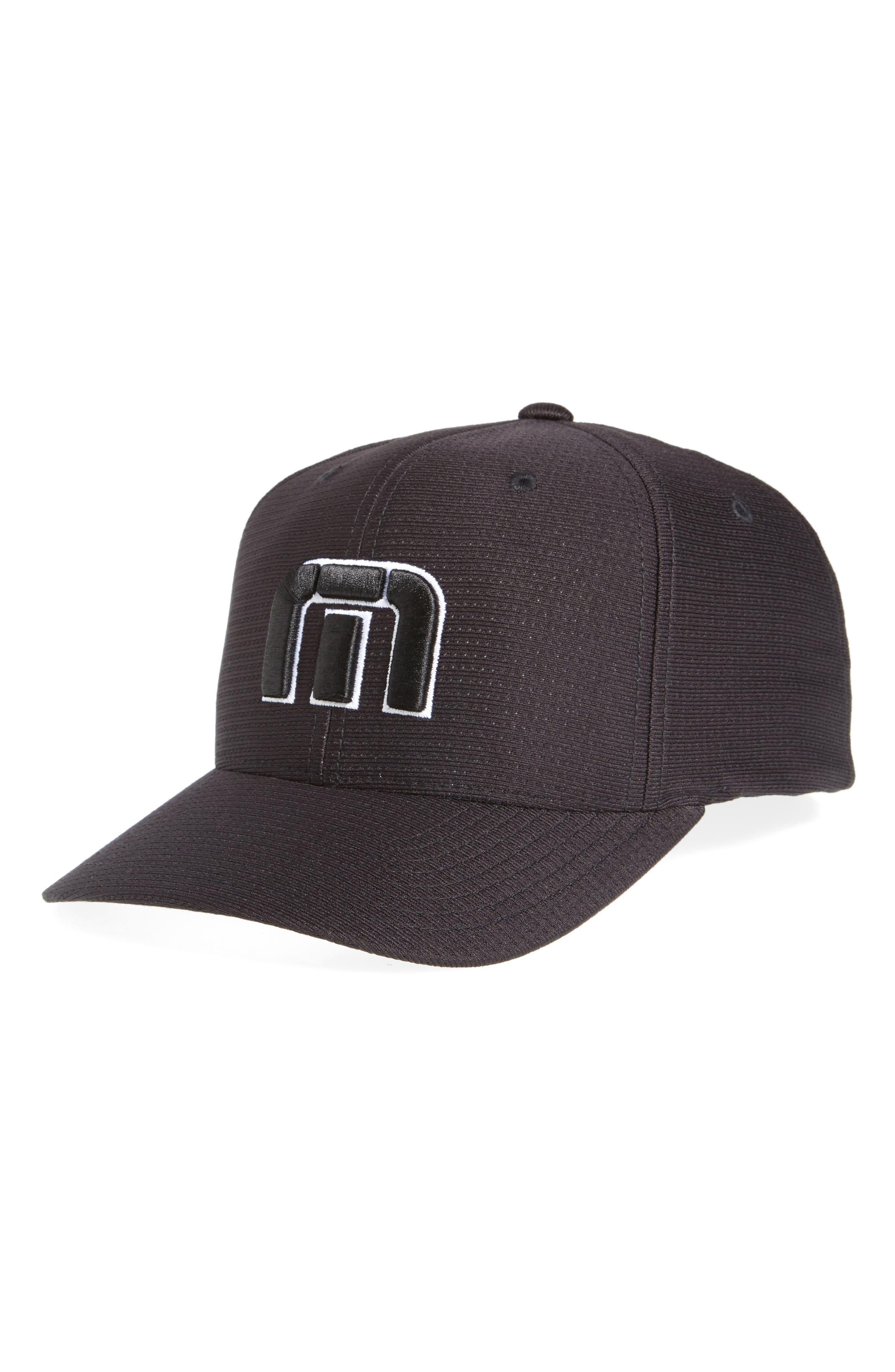 'B-Bahamas' Hat,                             Main thumbnail 1, color,                             Black