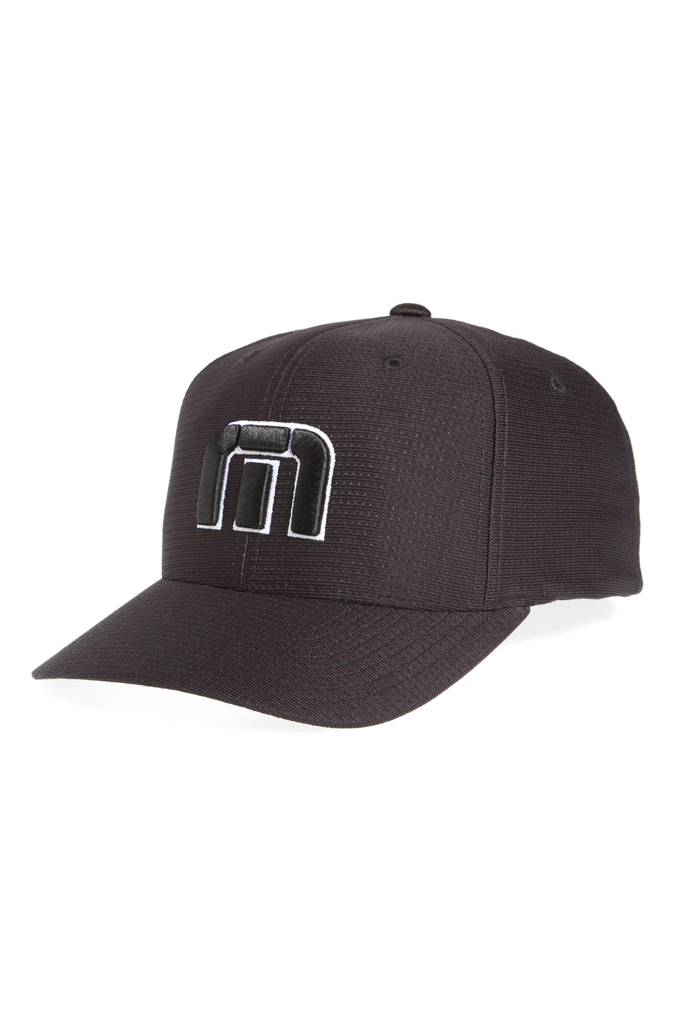 'B-Bahamas' Hat,                         Main,                         color, Black
