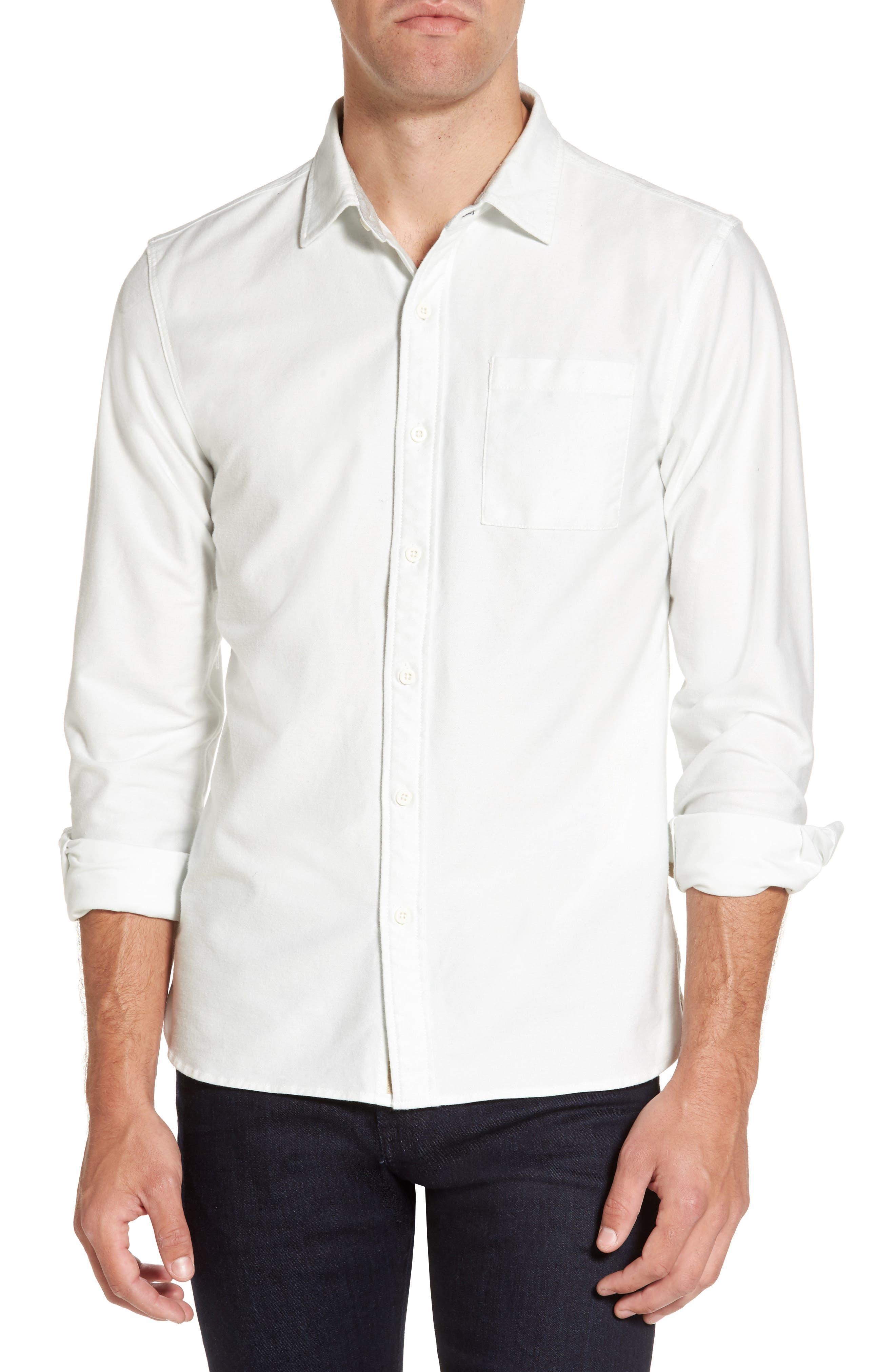 NIFTY GENIUS Truman Solid Sport Shirt