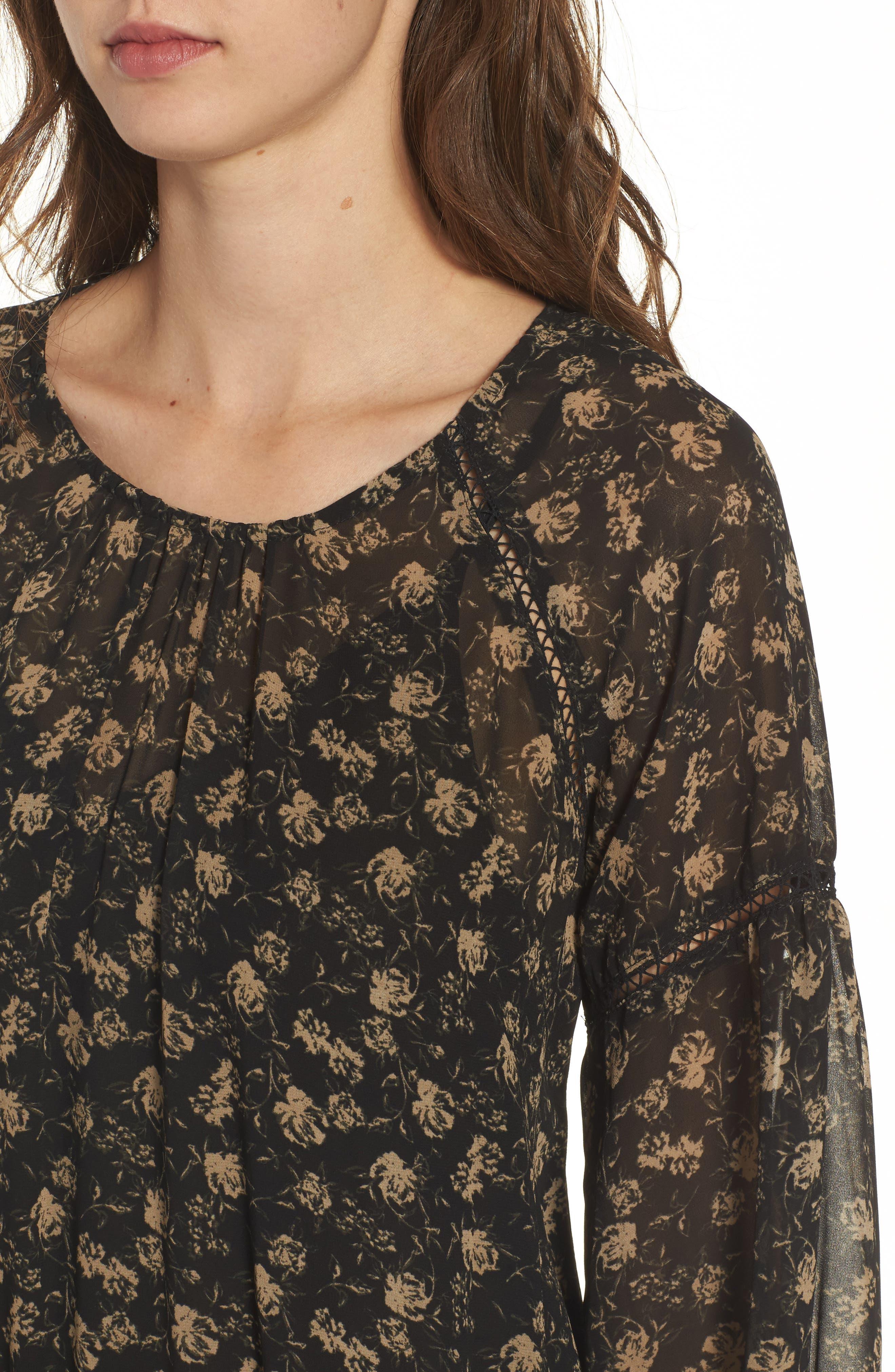 Alternate Image 4  - ASTR the Label Daria Dress
