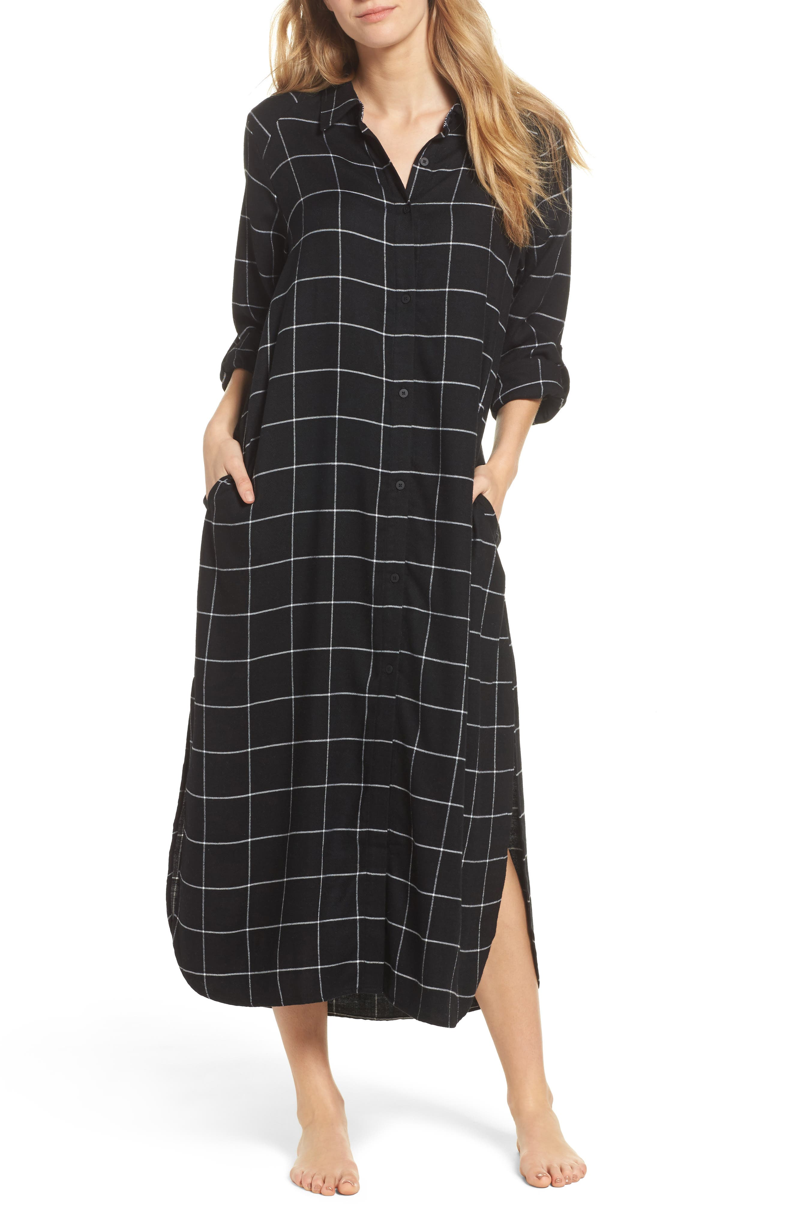 DKNY Maxi Sleep Shirt