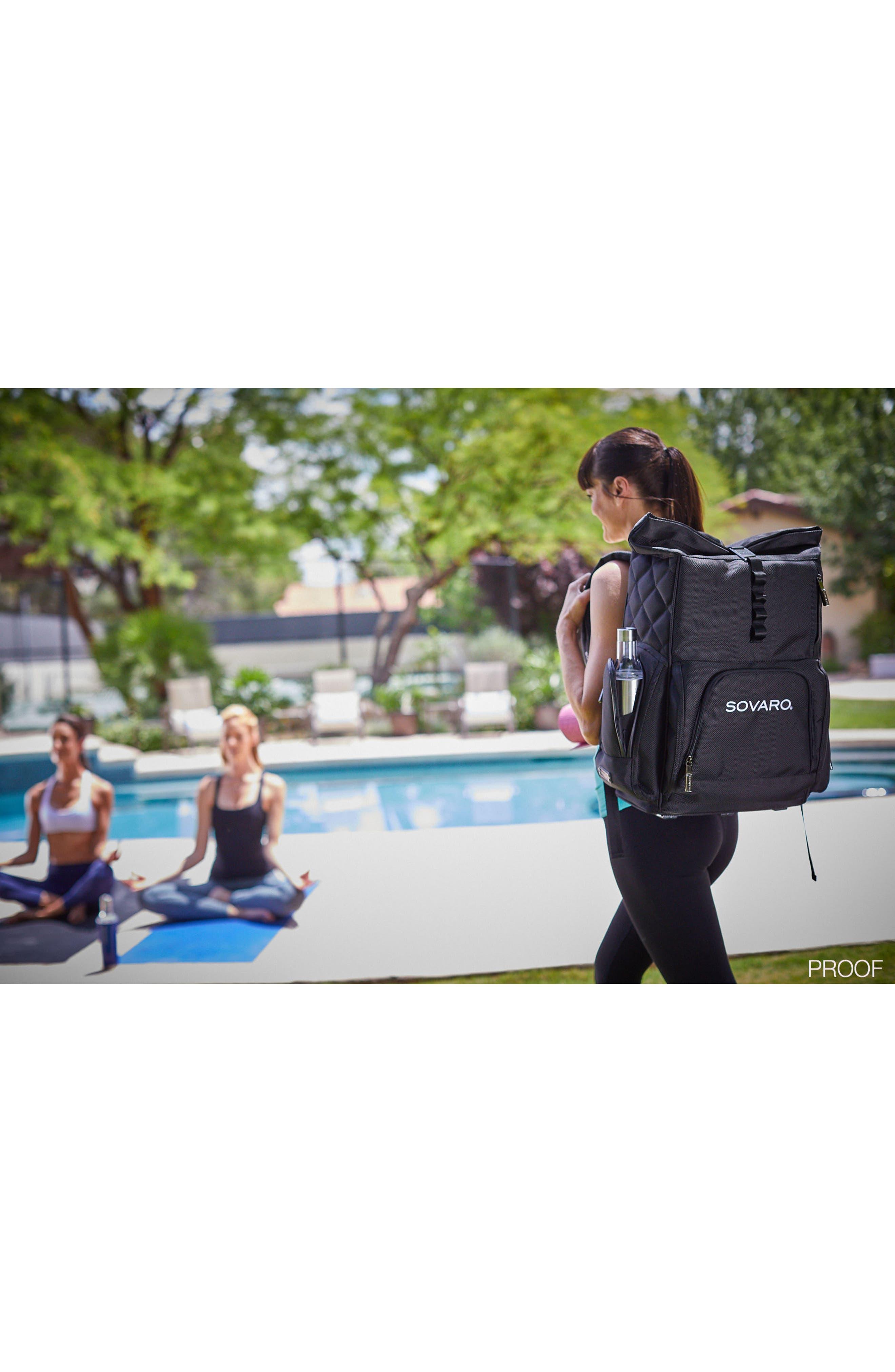 Alternate Image 5  - Sovaro Backpack Cooler