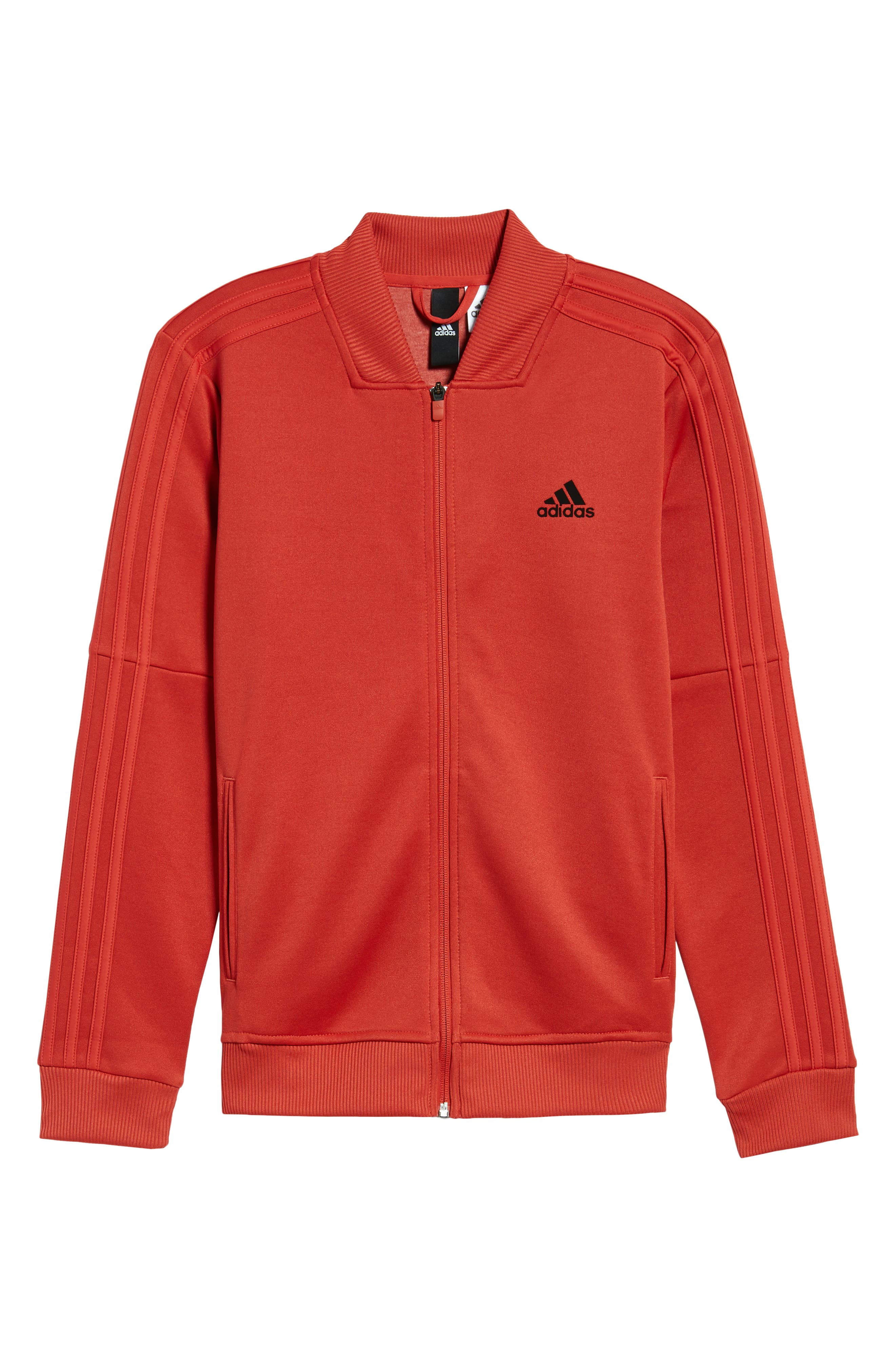 Alternate Image 7  - adidas Tricot Track Jacket