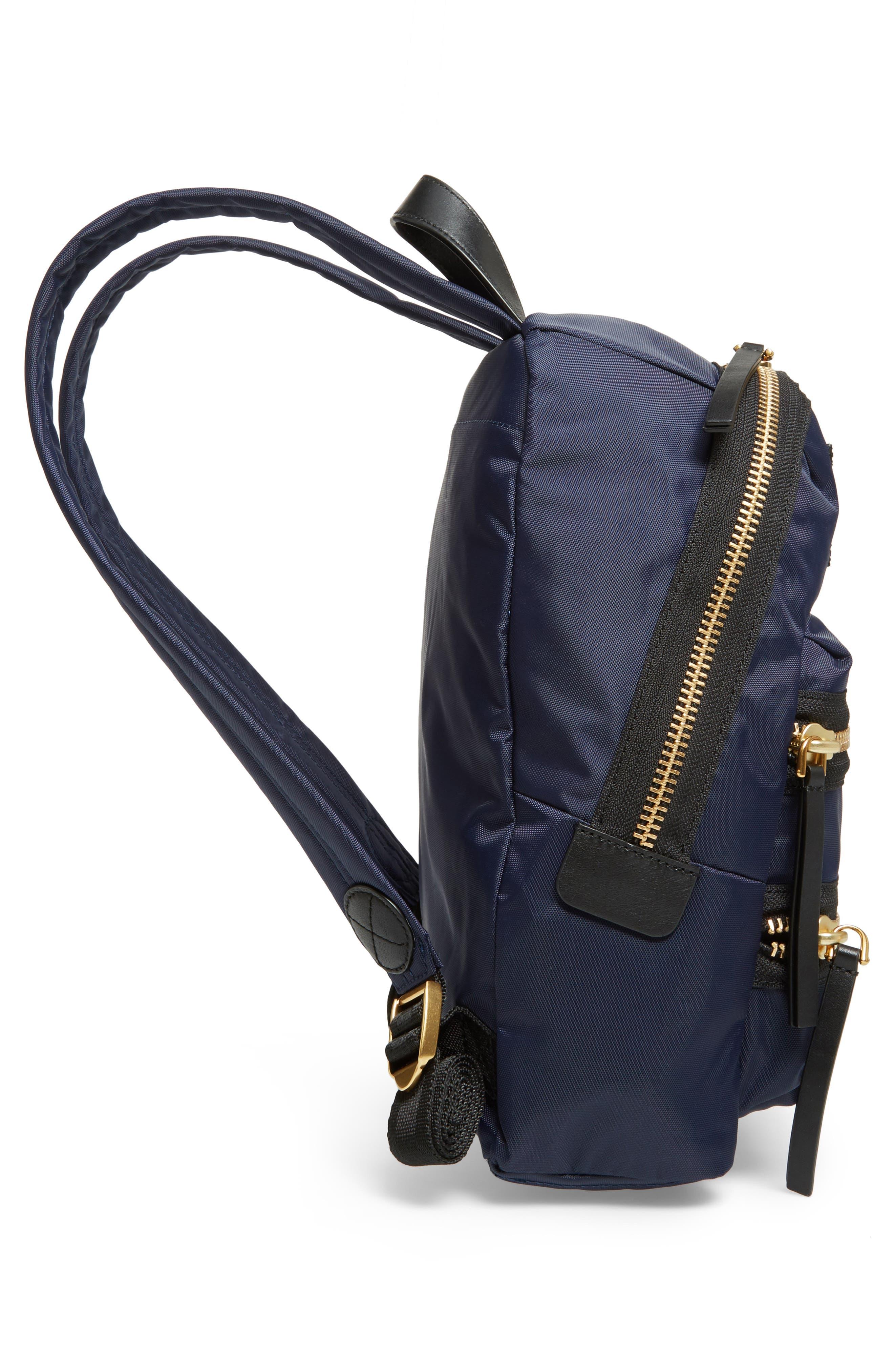 Alternate Image 5  - MARC JACOBS Mini Biker Nylon Backpack